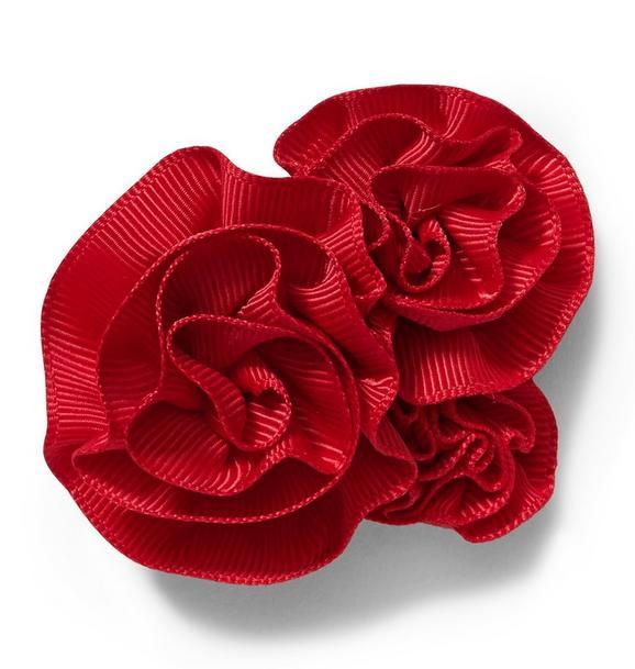 Rose Bouquet Barrette