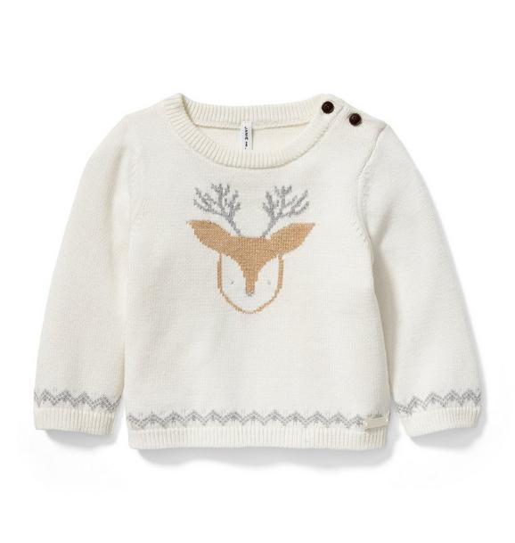 Deer Sweater