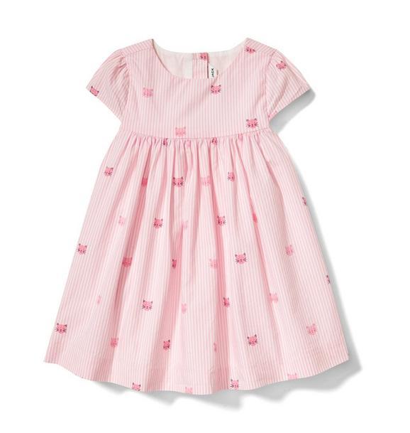 Kitty Stripe Dress