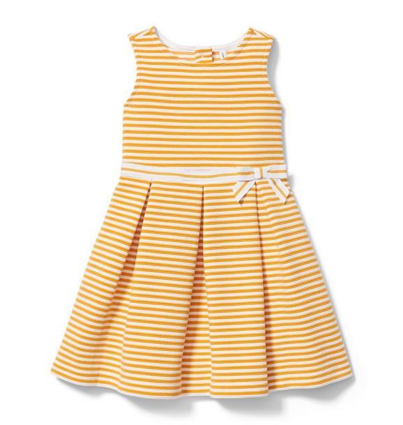 Stripe Ottoman Dress