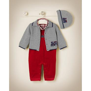 Young Gent Outfit by JanieandJack