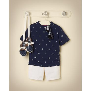 Sailing Days Outfit by JanieandJack