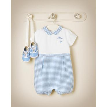 Seaside Picnic Outfit by JanieandJack