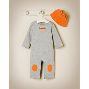 Little Pumpkin Outfit by JanieandJack