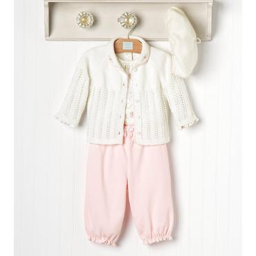 Sweet Welcome Outfit by JanieandJack