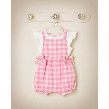 Gingham Darling Outfit by JanieandJack