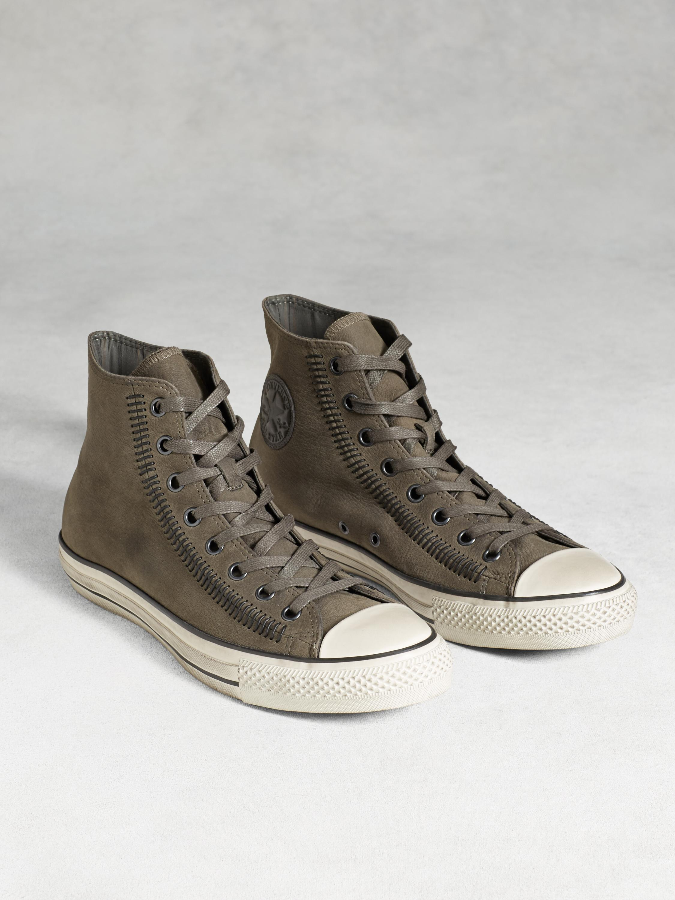 Chuck Taylor Artisan Stitch High Top