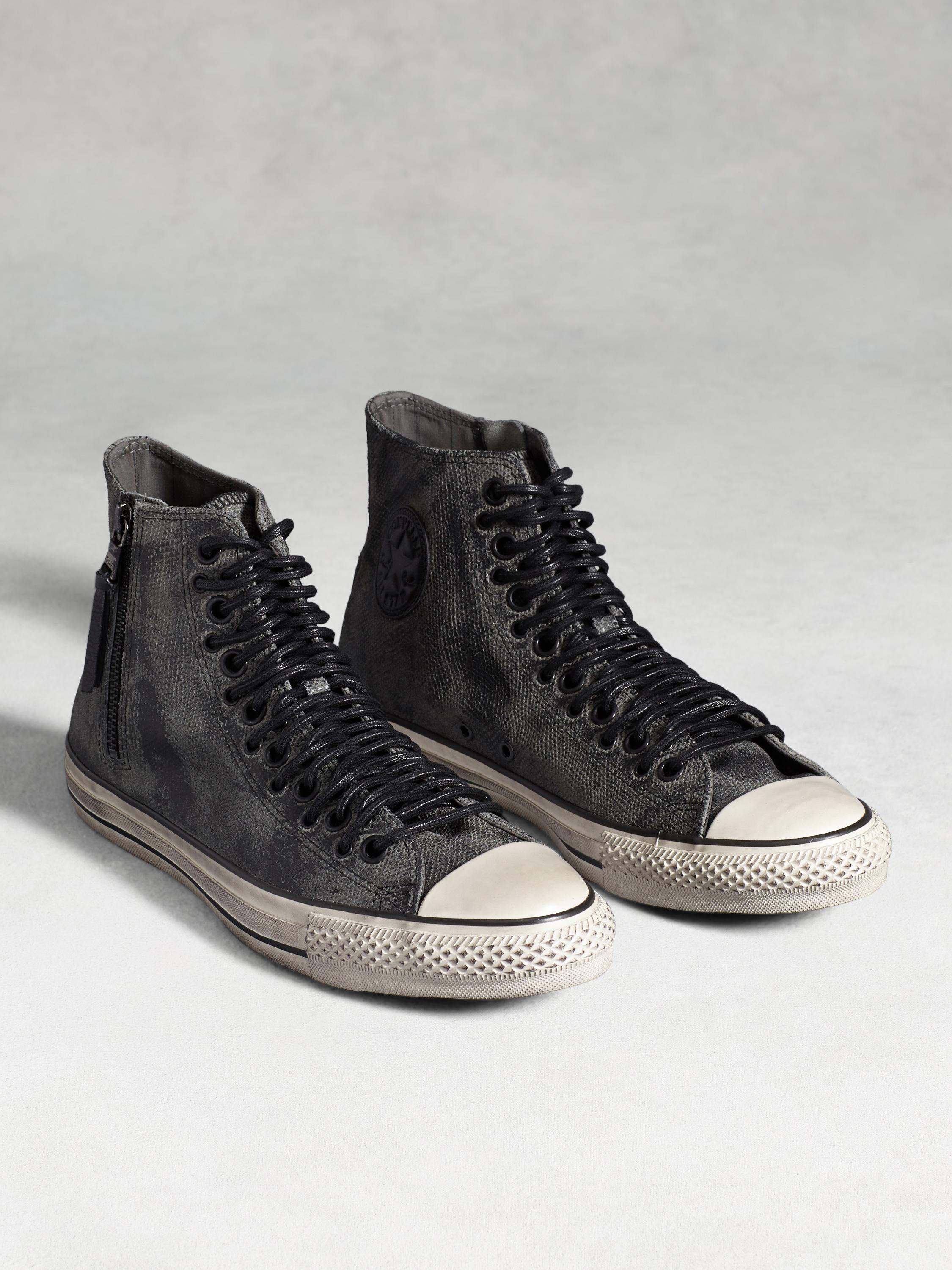 Chuck Taylor All Star Multi-Lace Zip High Top