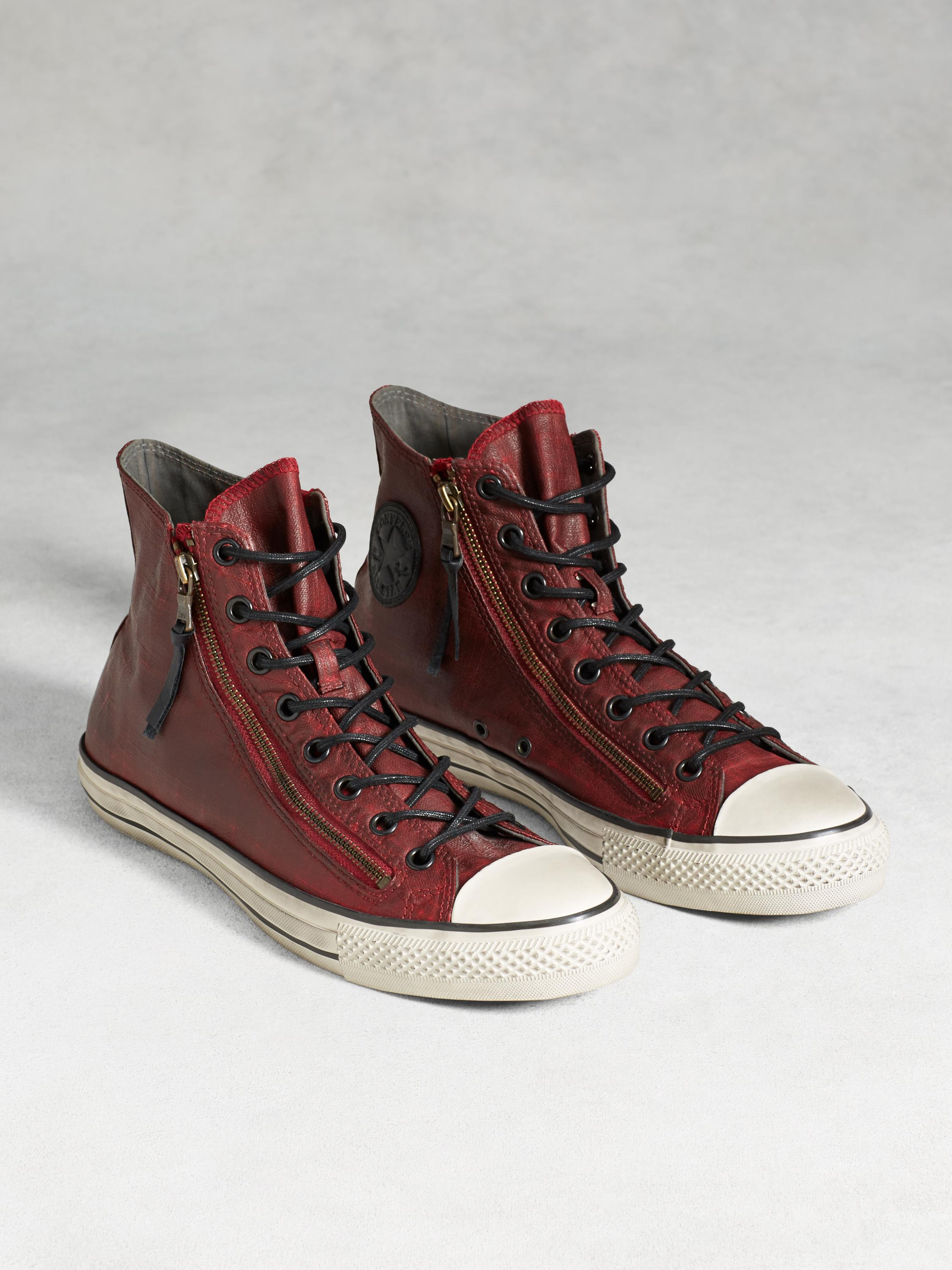 Chuck Taylor All-Star Painted Double Zip