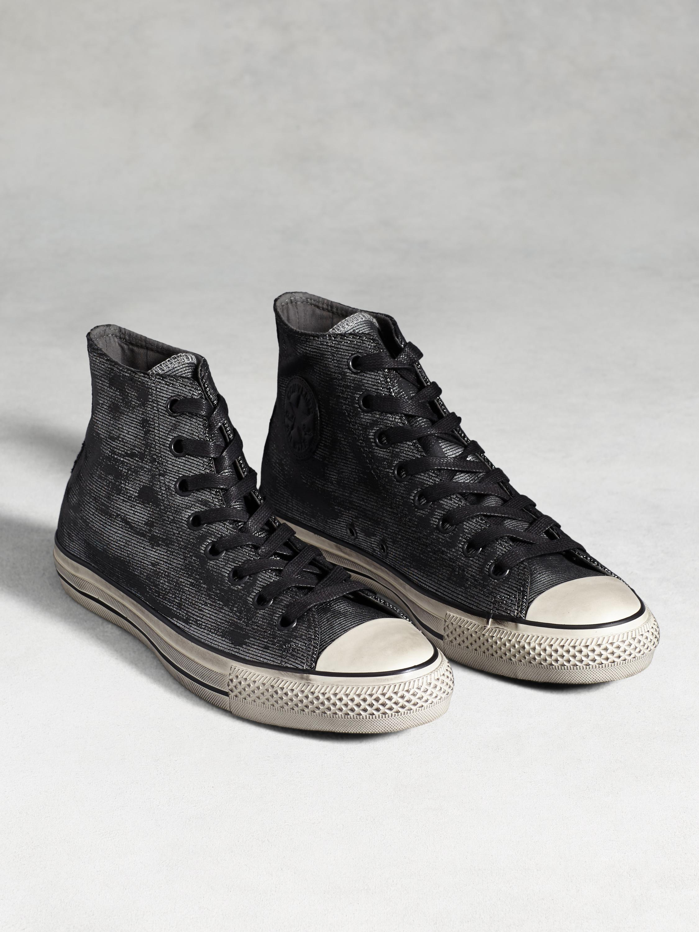 Chuck Taylor Painted Linen High Top