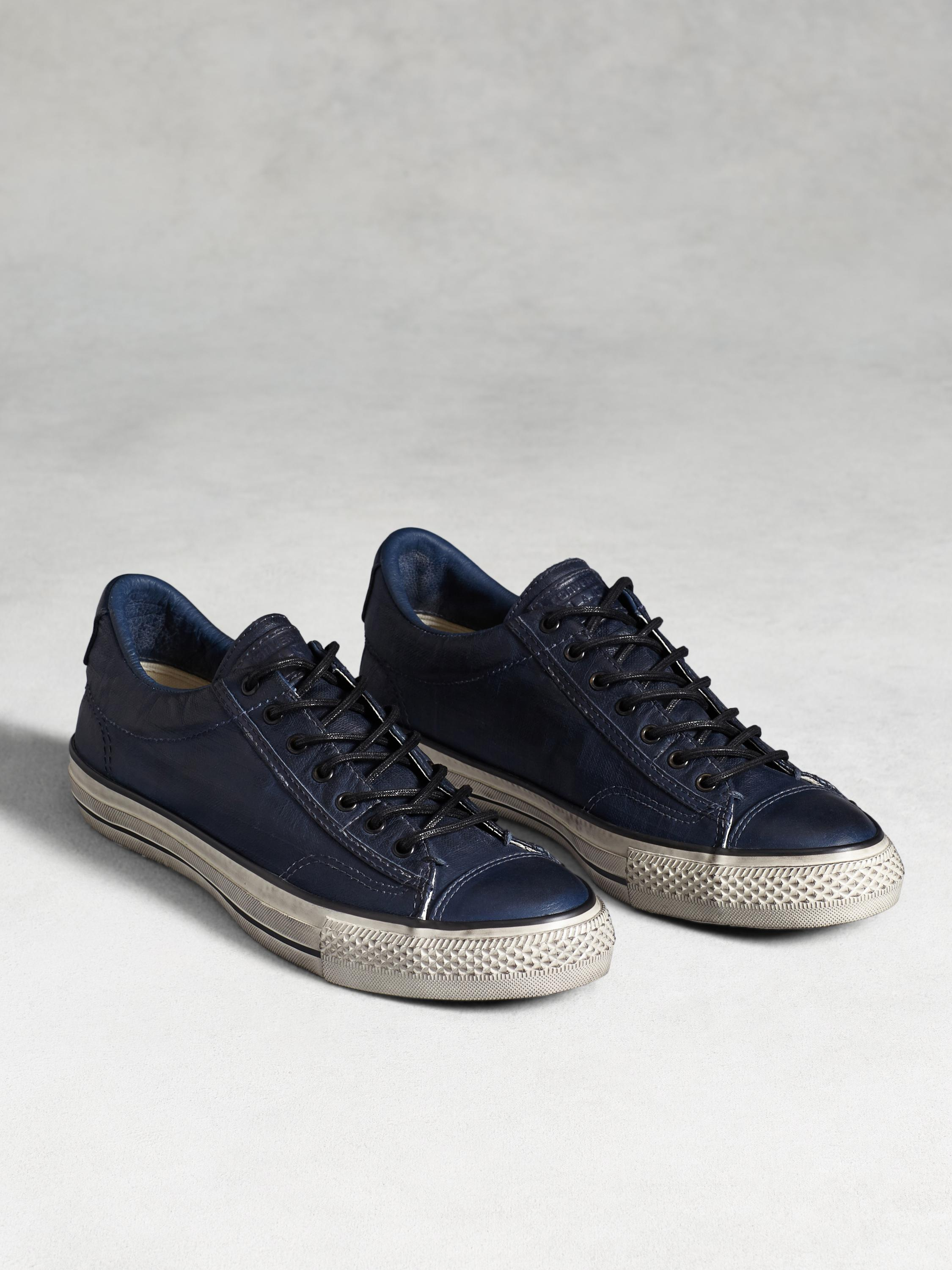Chuck Taylor Coated Canvas Low Top