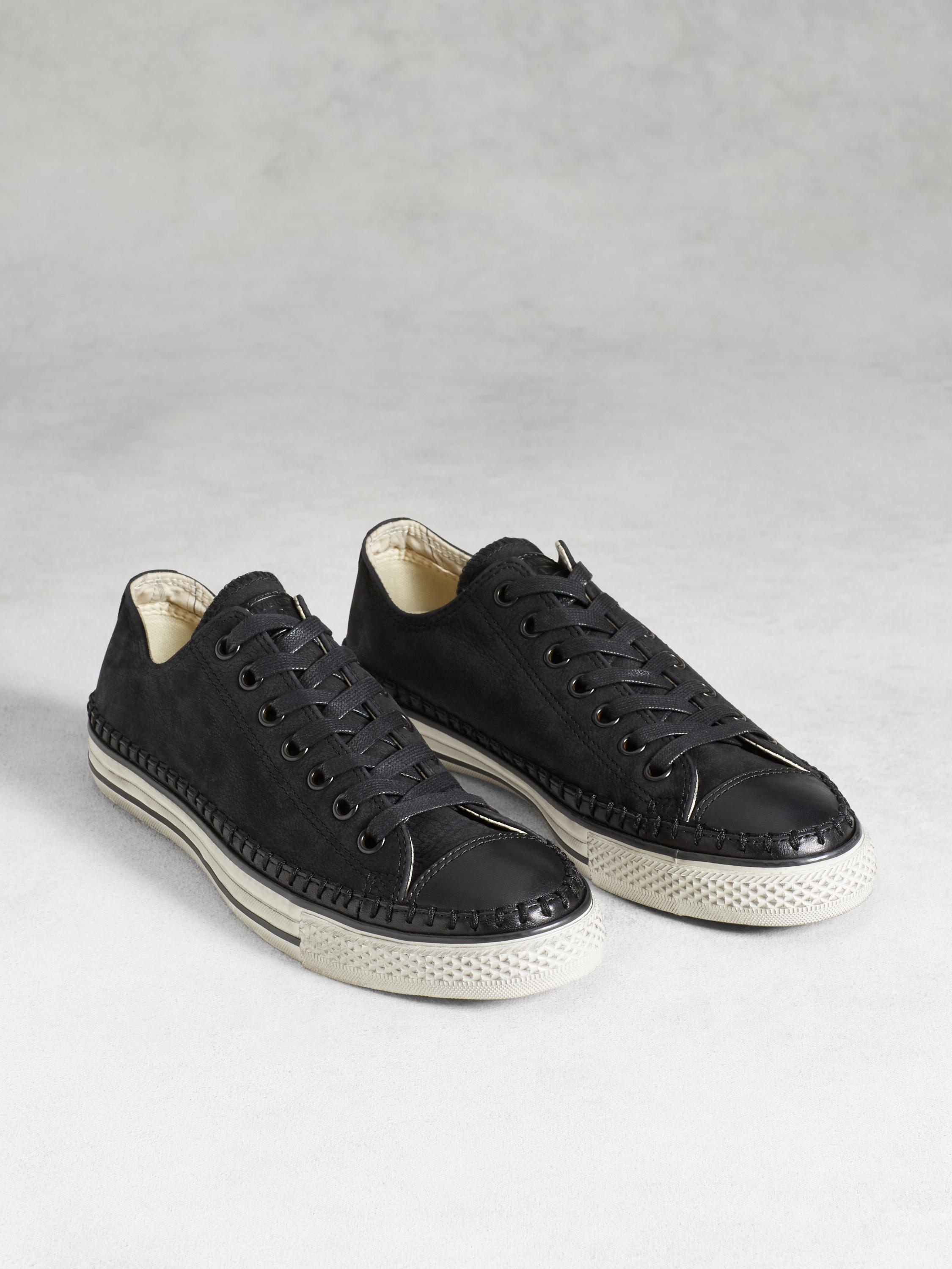 Chuck Taylor Blanket Stitch Low Top