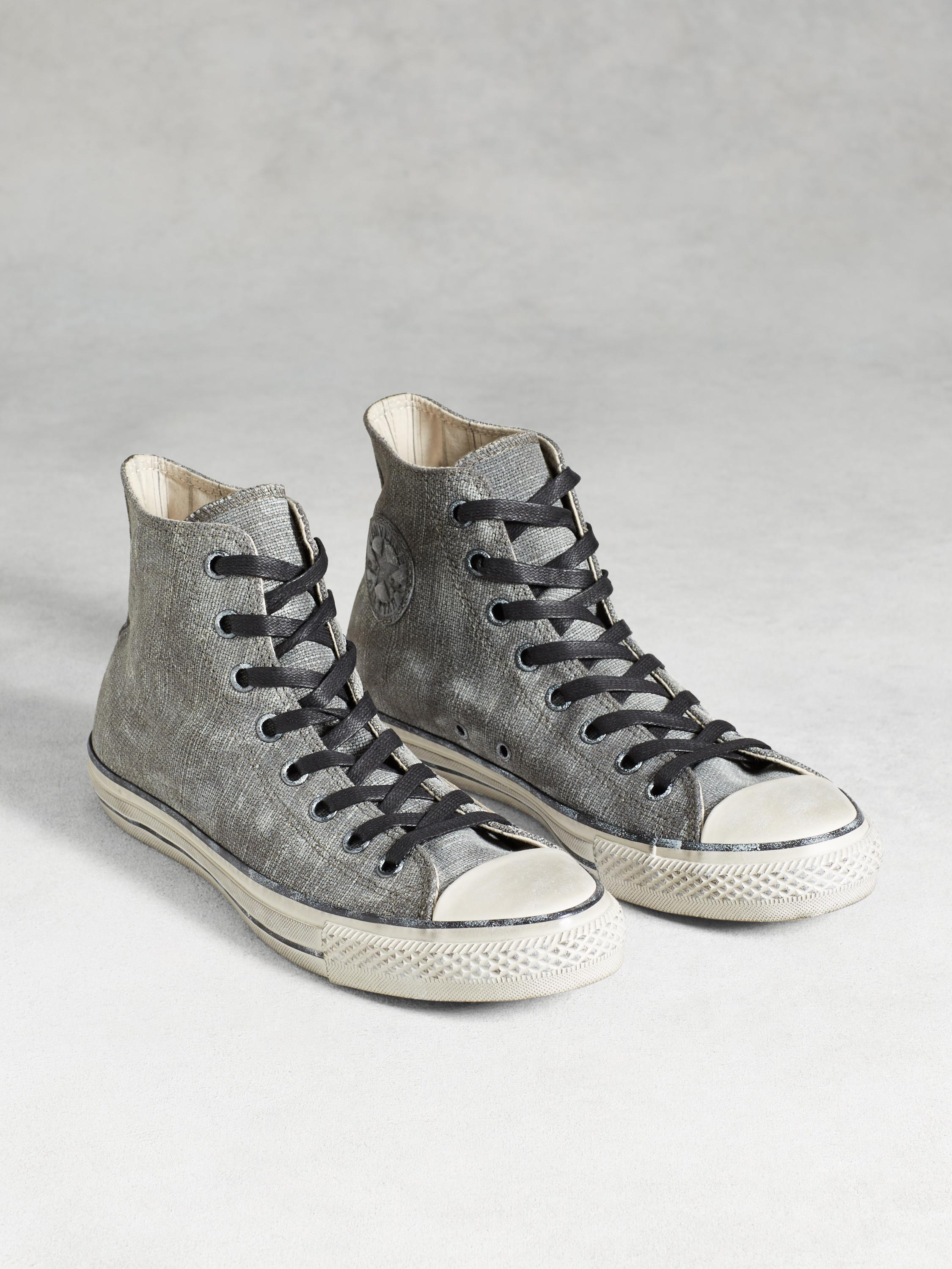 Chuck Taylor White Wash High Top