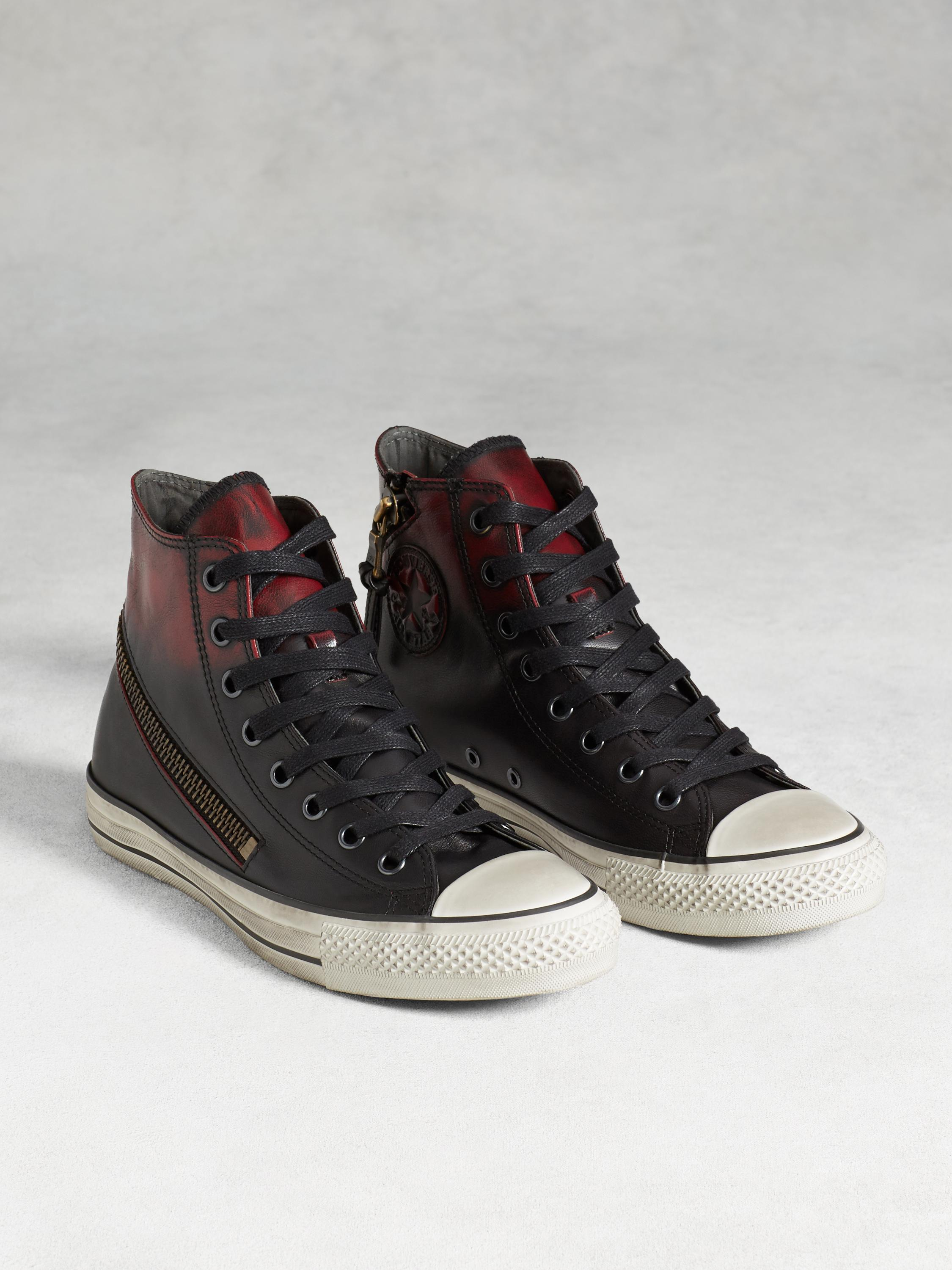 Chuck Taylor Punk Tornado Zip High Top