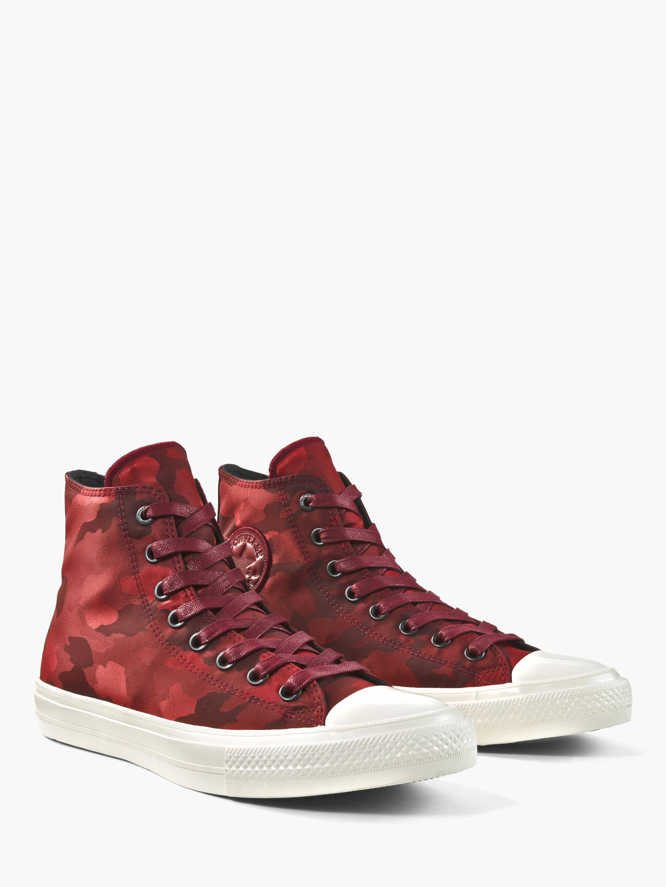 Chuck II Camo High Top