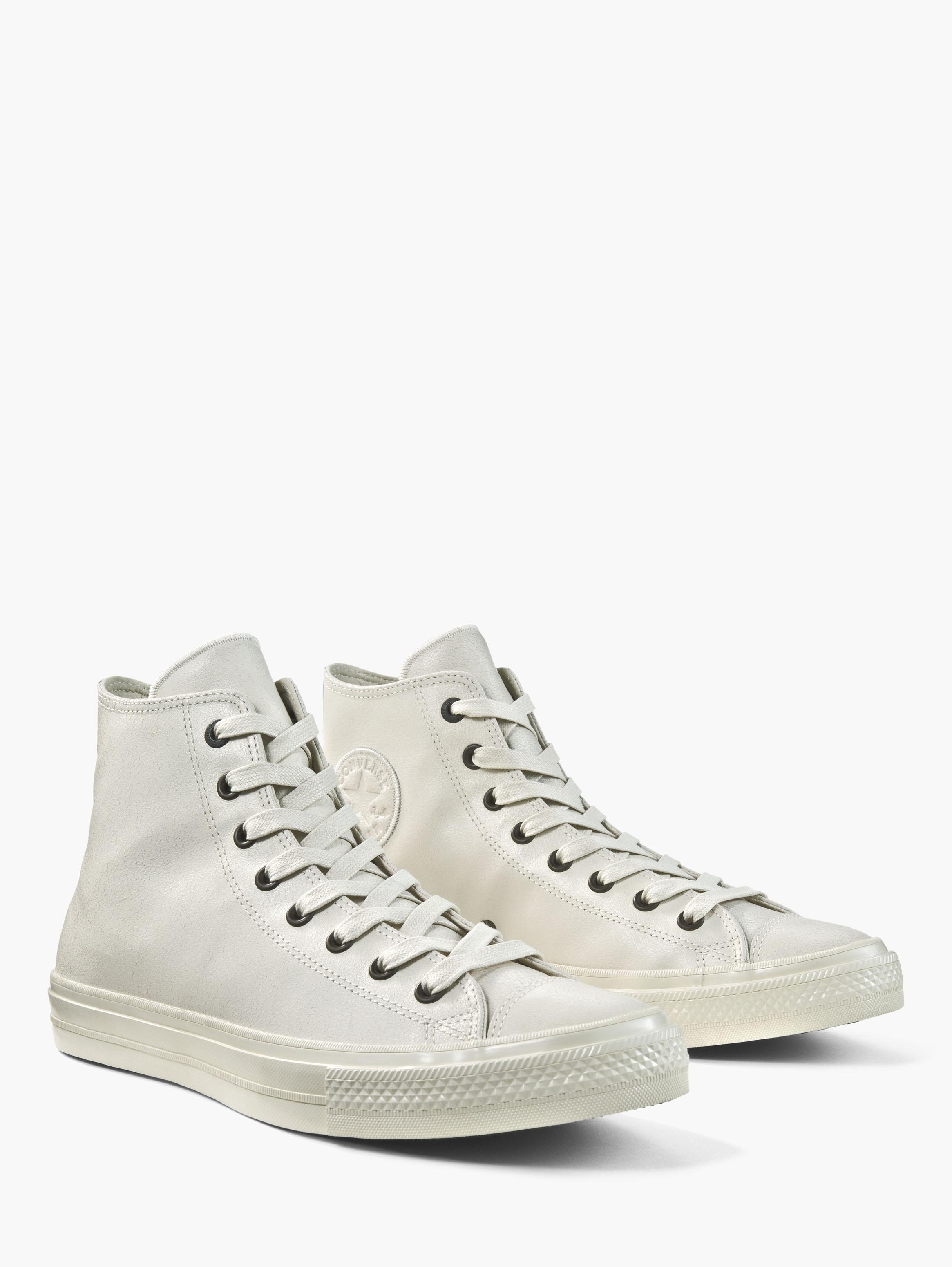 Chuck II Coated Leather High Top