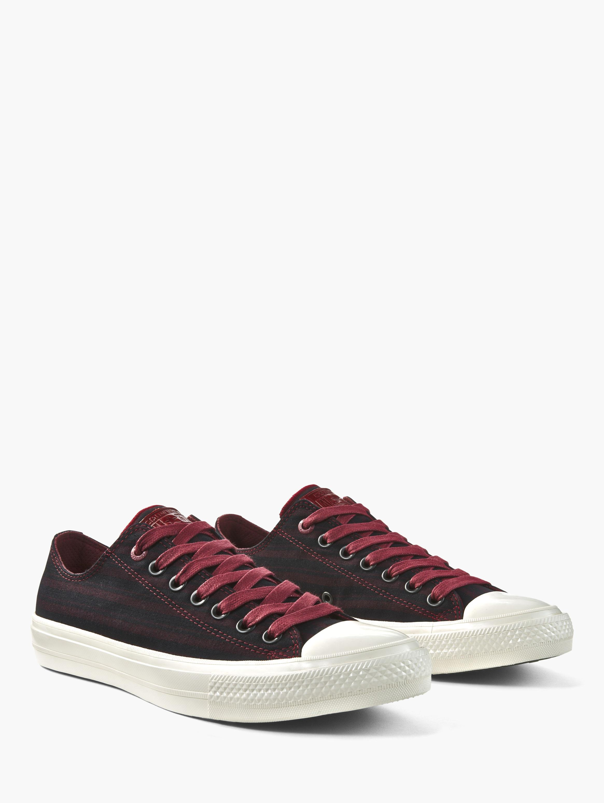 Chuck Taylor Striped Low Top