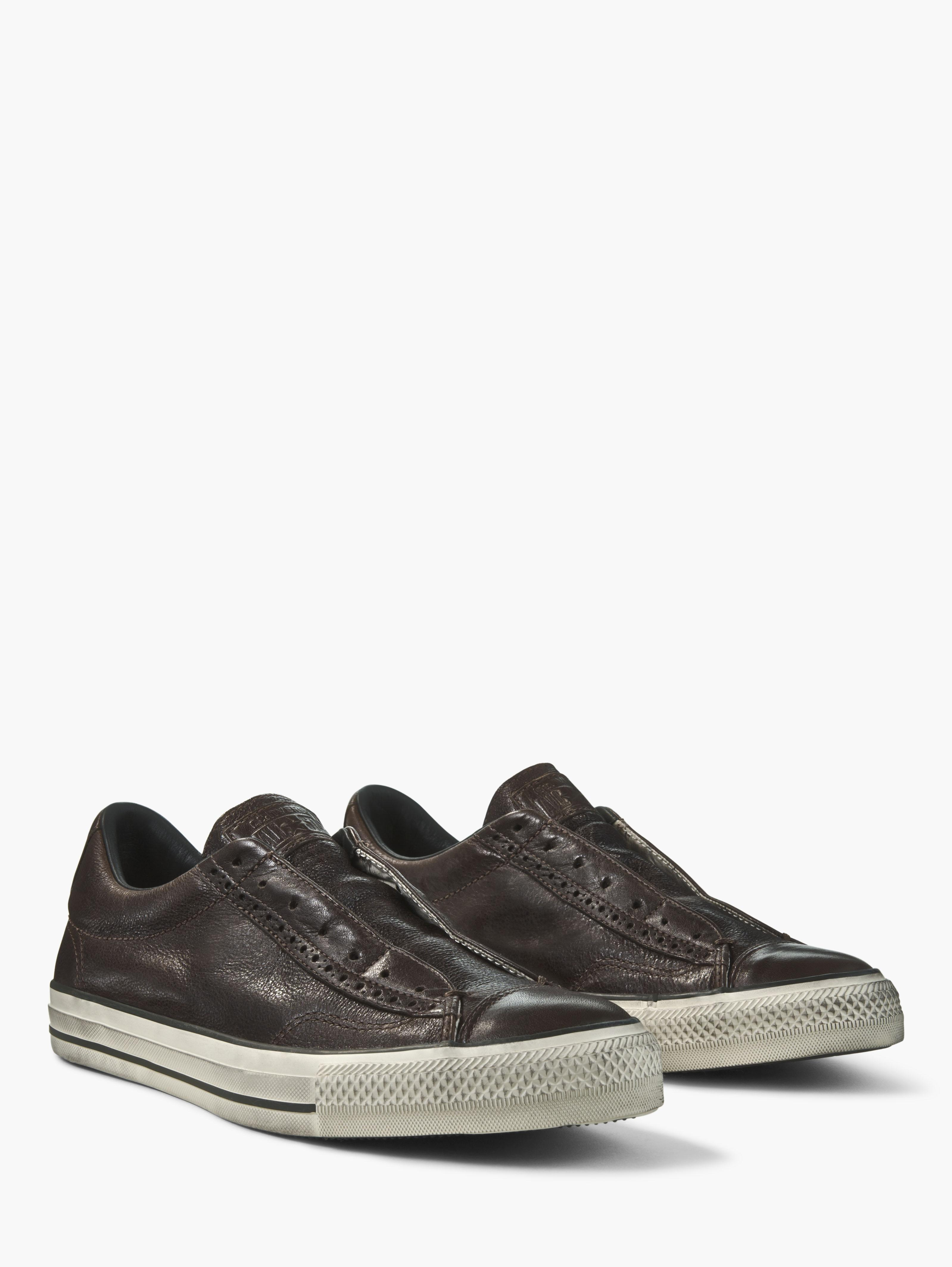 Chuck Taylor Vintage Leather Slip On