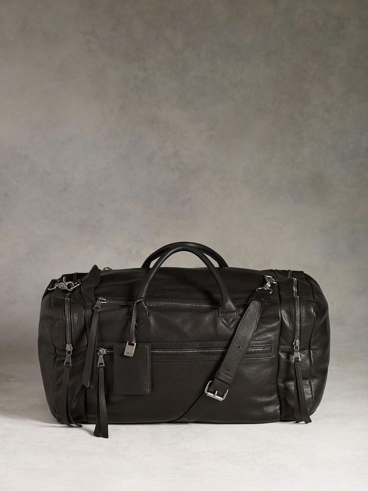 Dean Leather Duffle