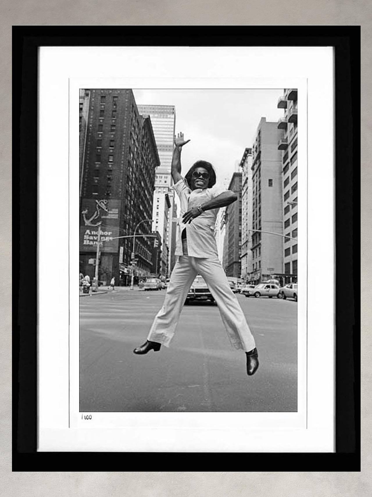 James Brown by Allan Tannenbaum