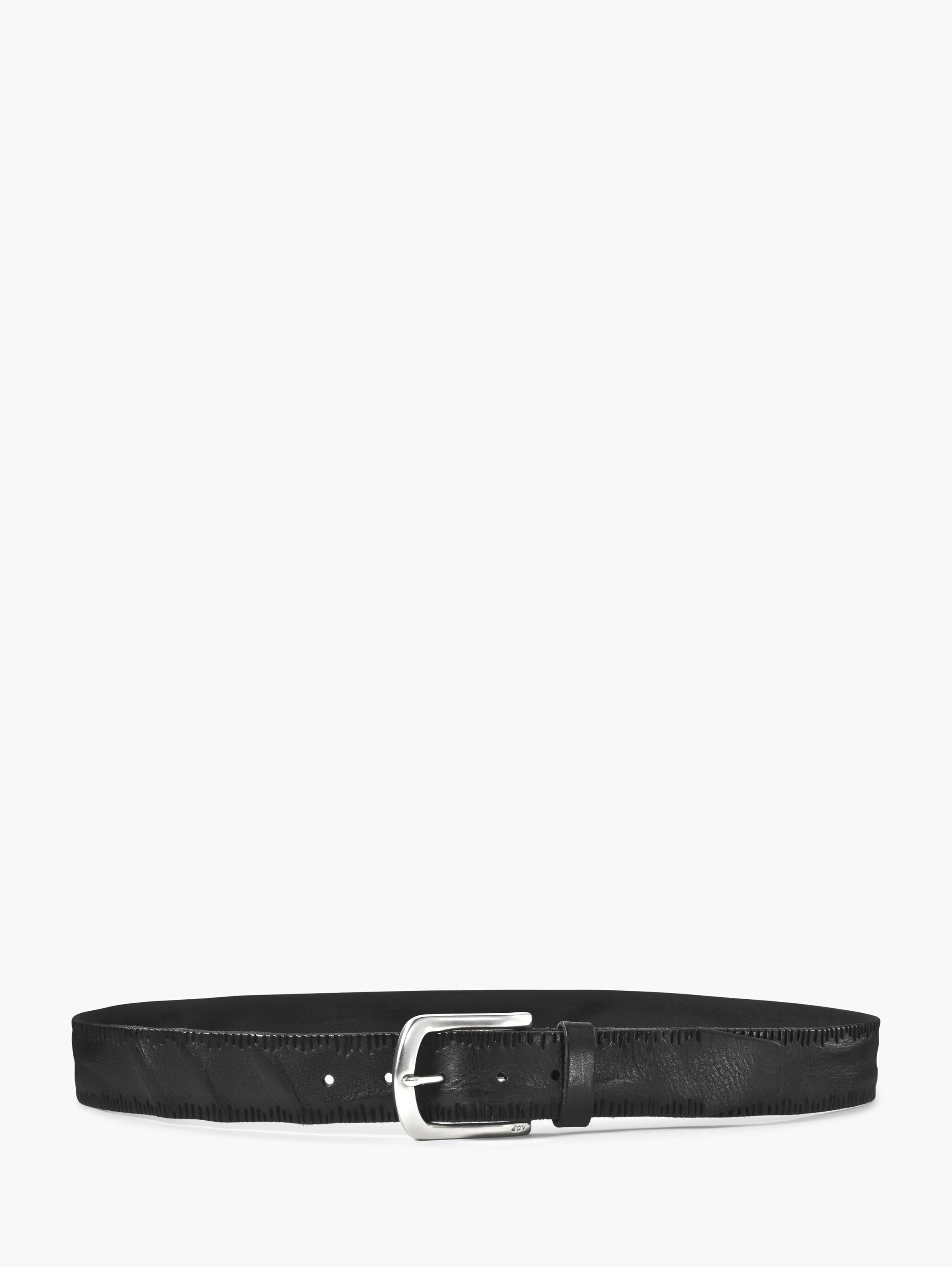 Textured Edge Belt