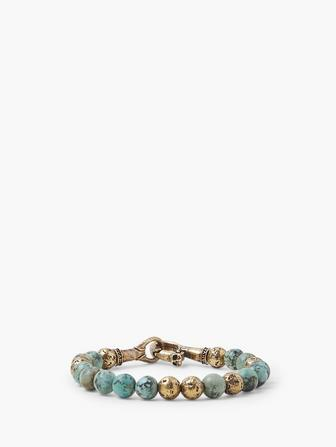 Brass Distressed Bracelet