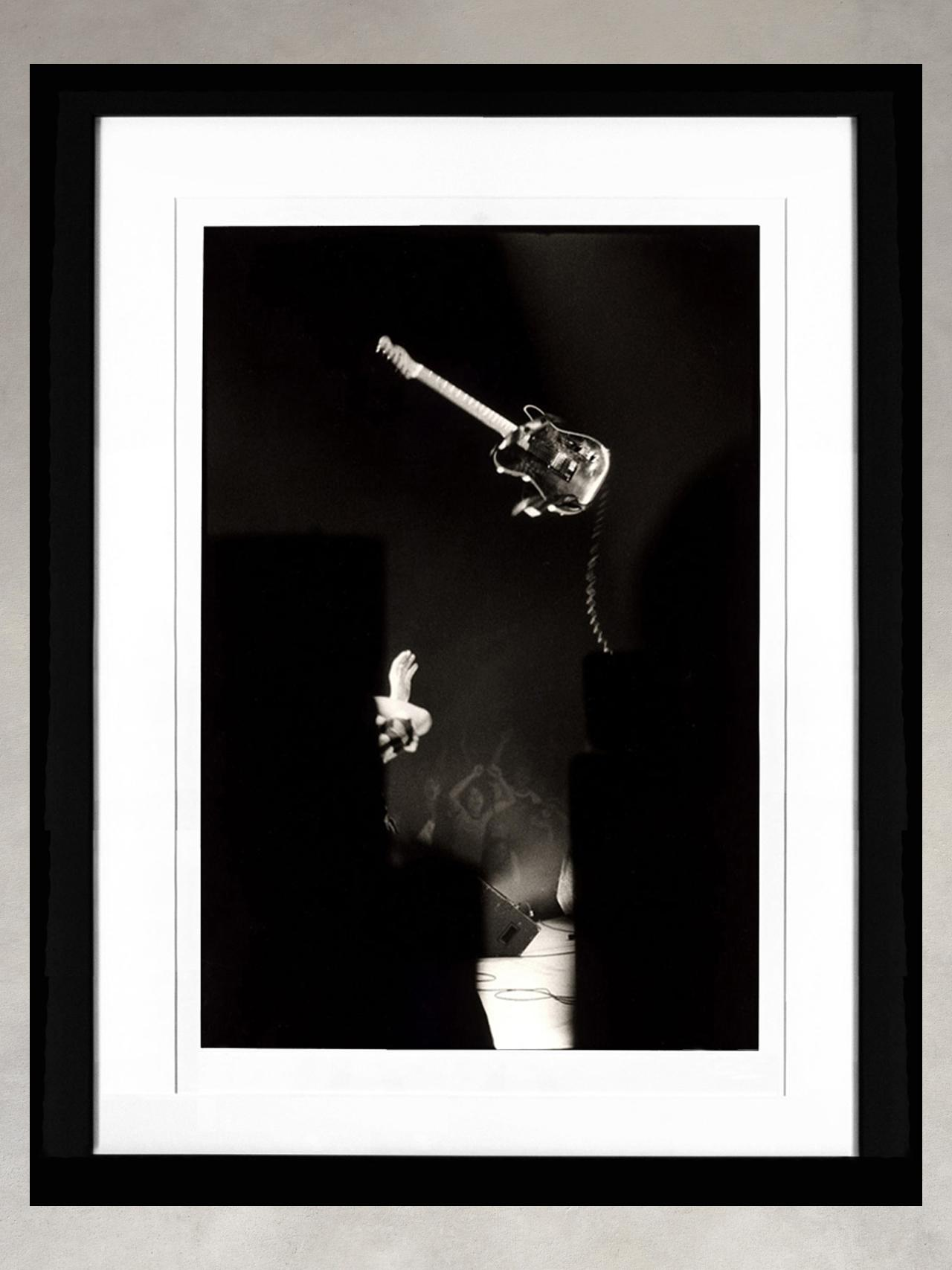 Pete Townshend by Michael Putland