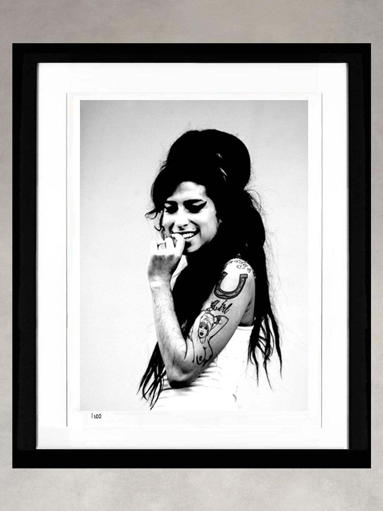 Amy Winehouse by Andy Willsher