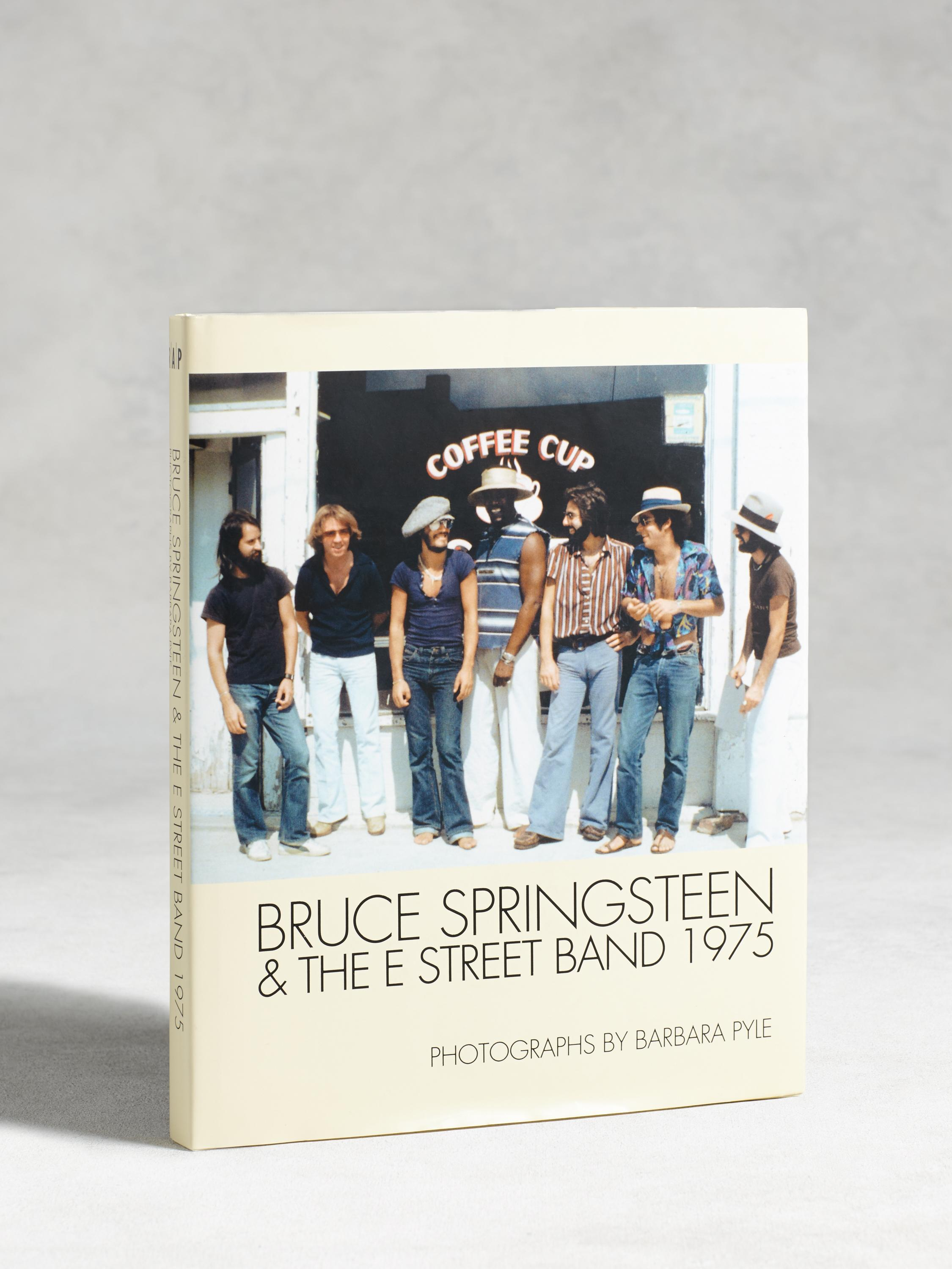 Bruce Springsteen and the E Street Band 1975 by By Barbara Pyle