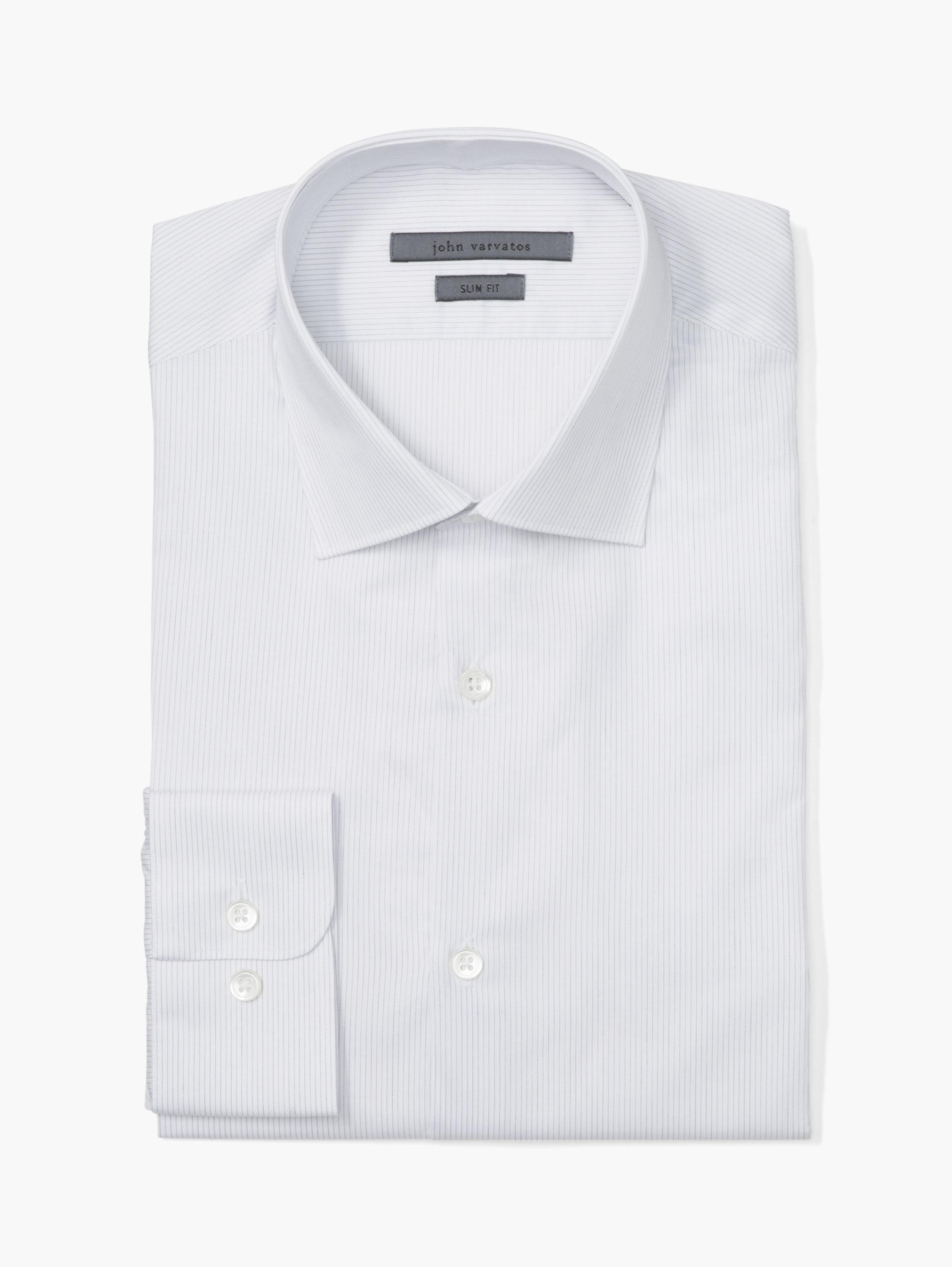 Slim Fit Dress Shirt