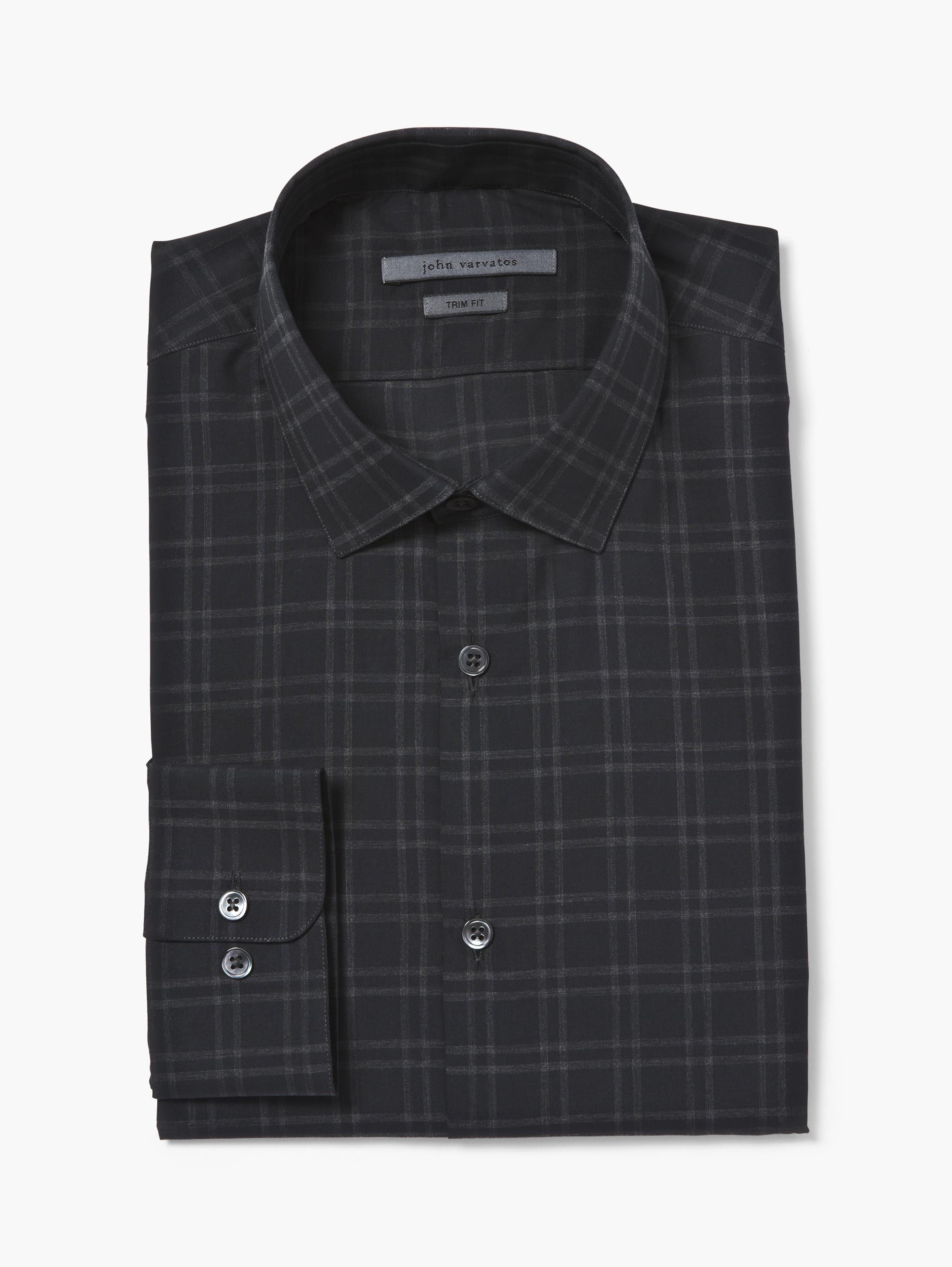 Trim Fit Dress Shirt