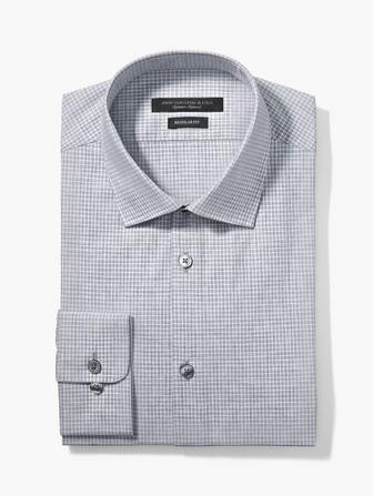 REGULAR FIT DRESS SHIRT