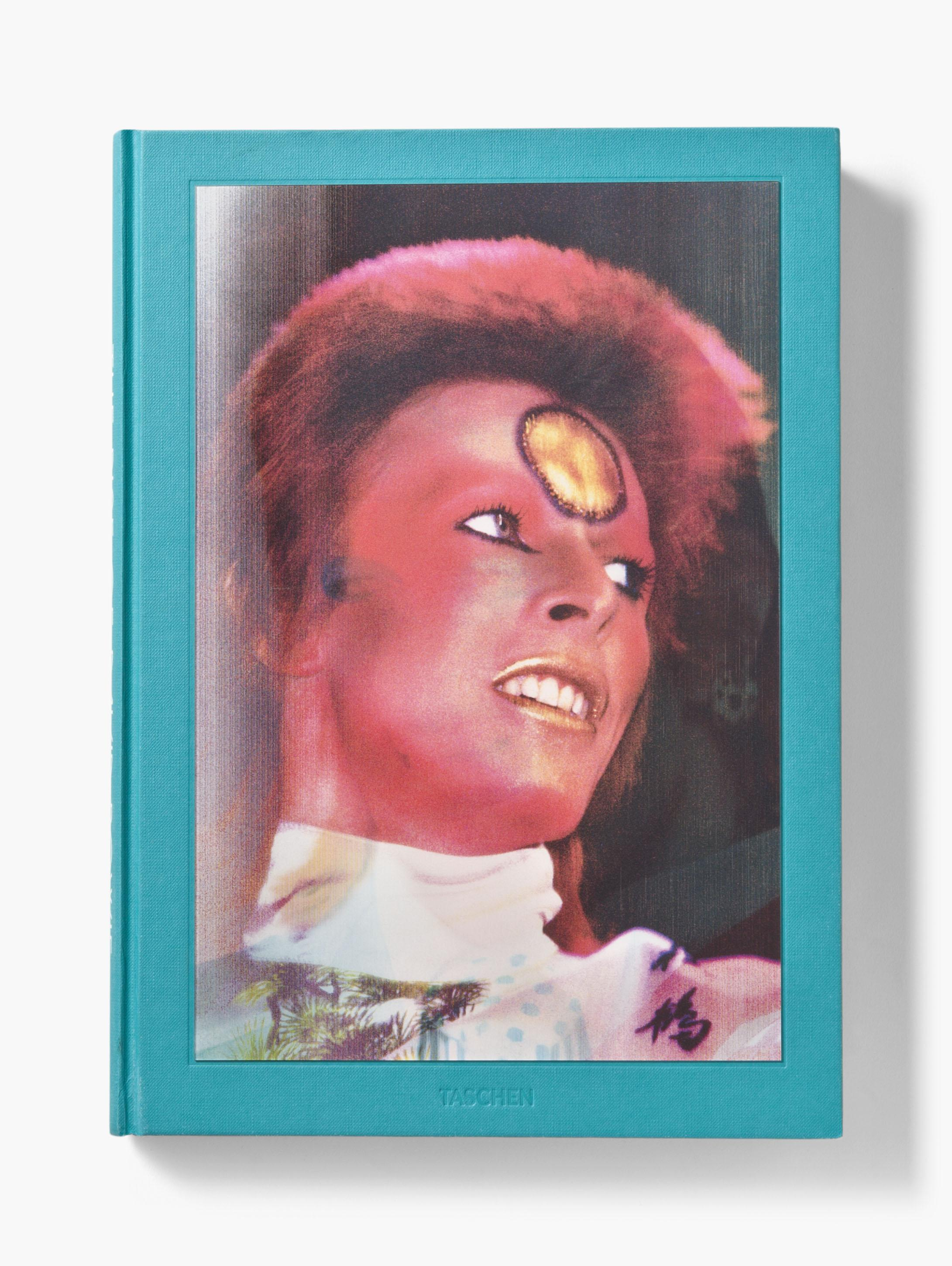 Signed Copy of Mick Rock: The Rise of David Bowie, 1972-1973