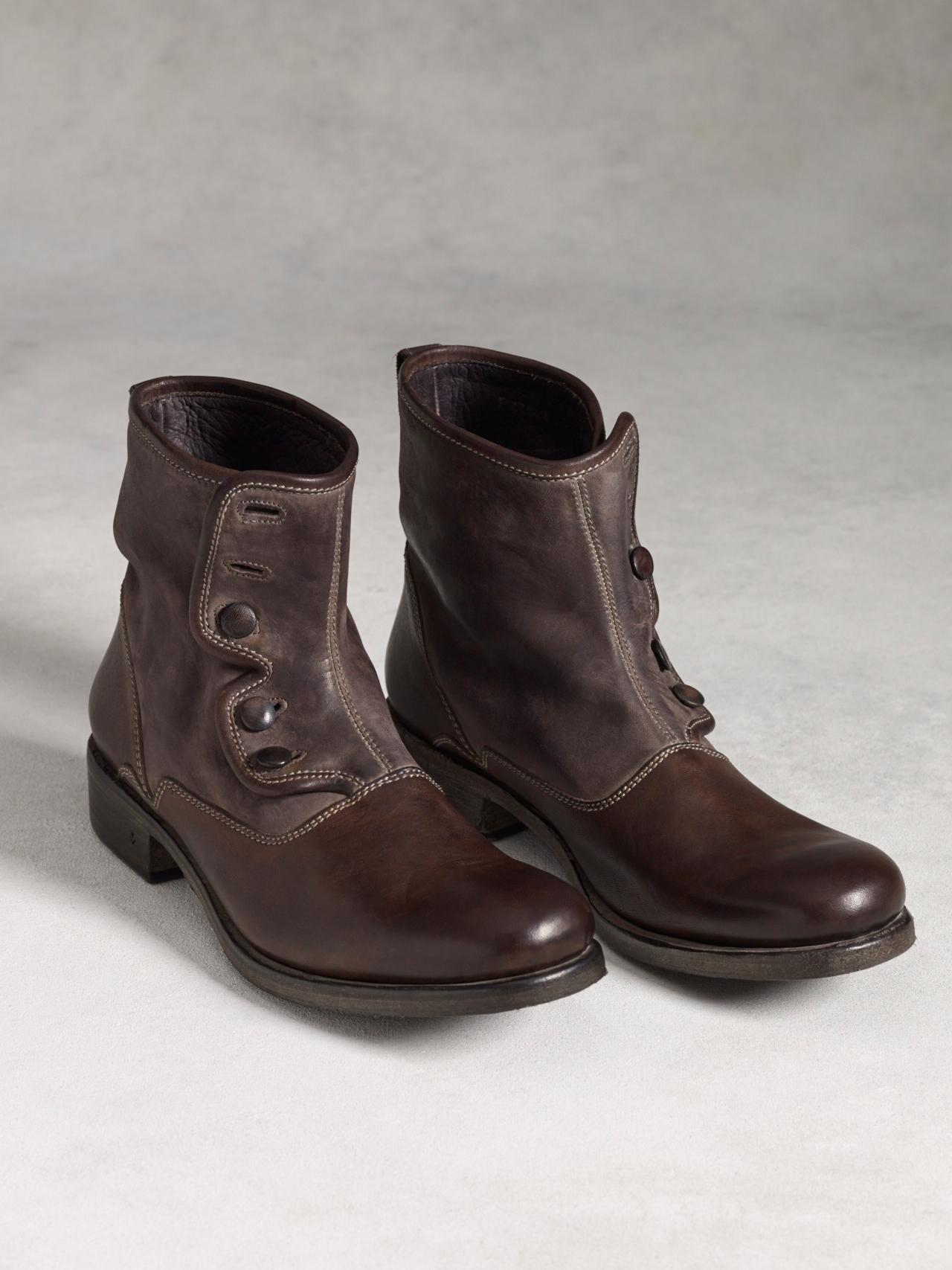 Bowery Button Boot