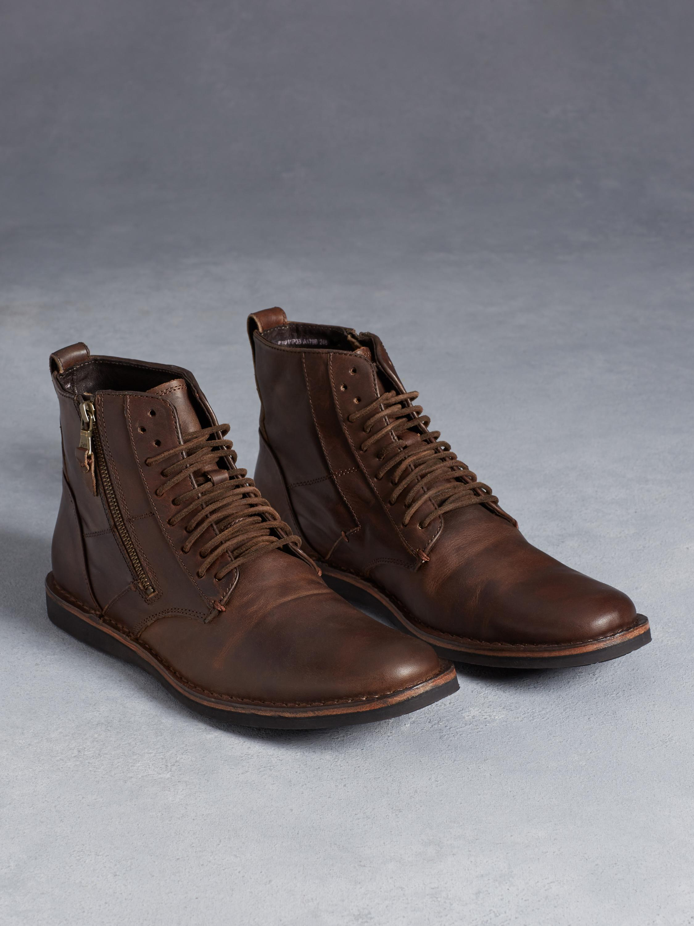 Barrett Side Zip Boot