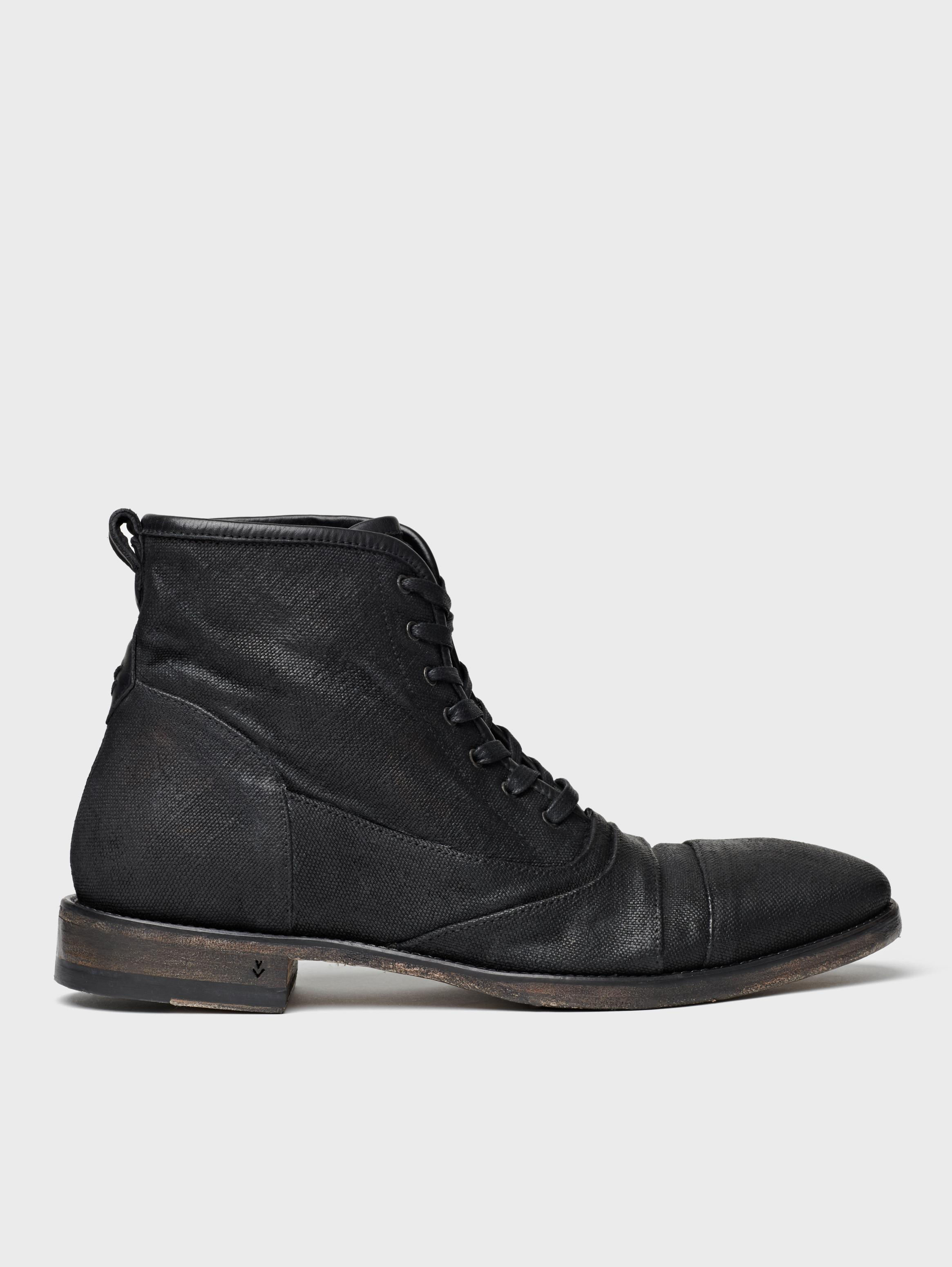 Fleetwood Canvas Boot