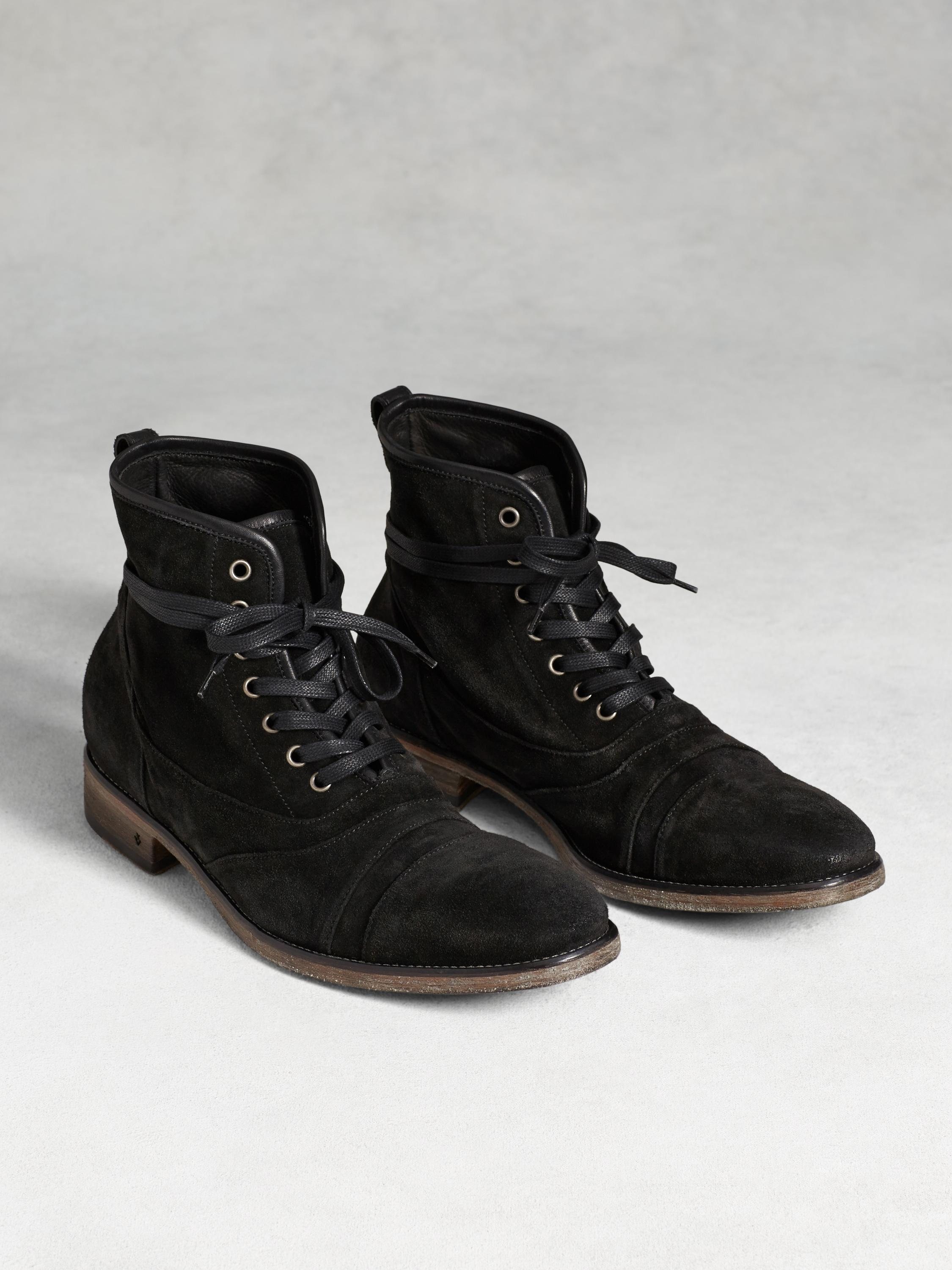 Fleetwood Suede Boot
