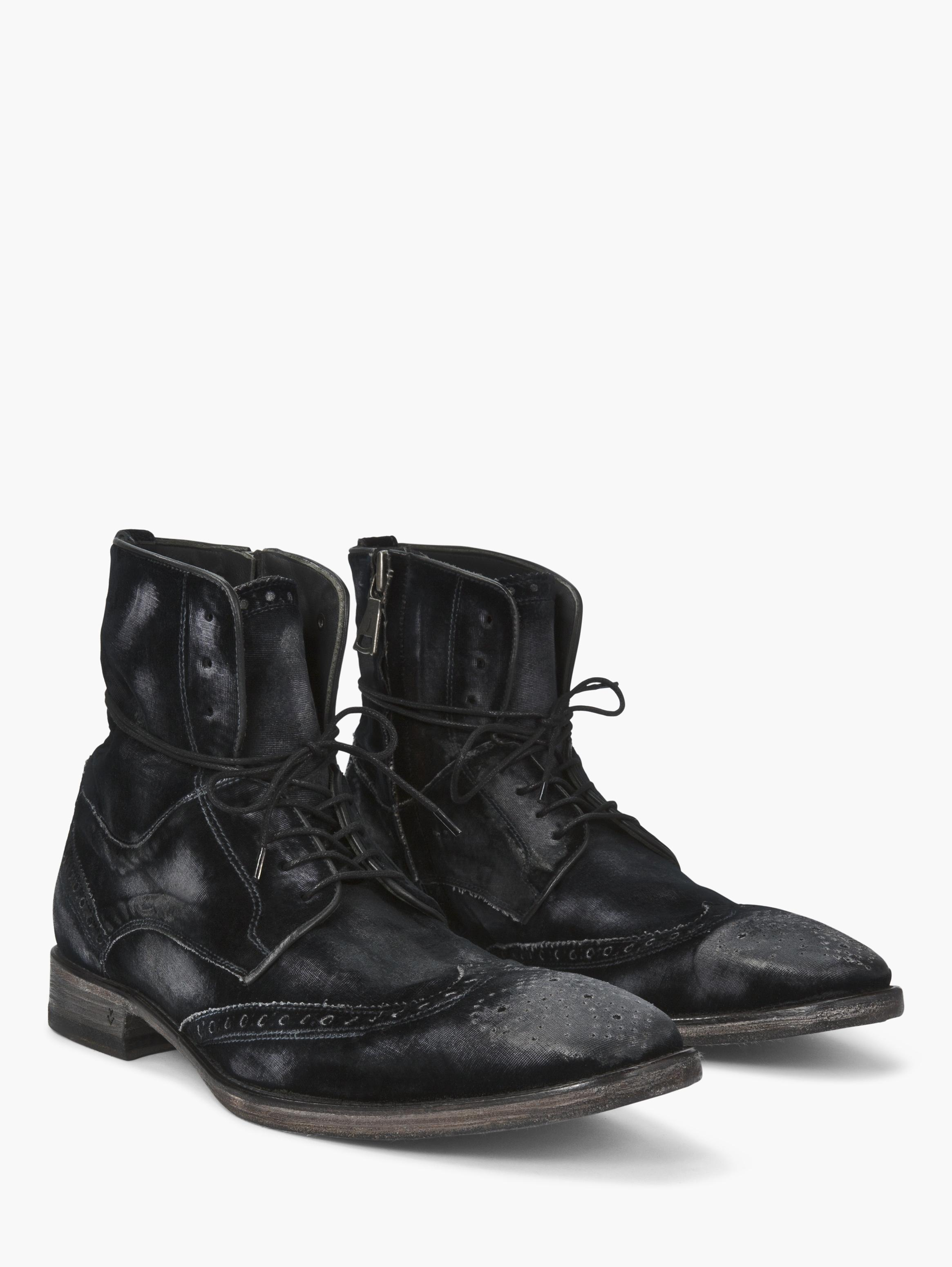 Fleetwood Wingtip Boot