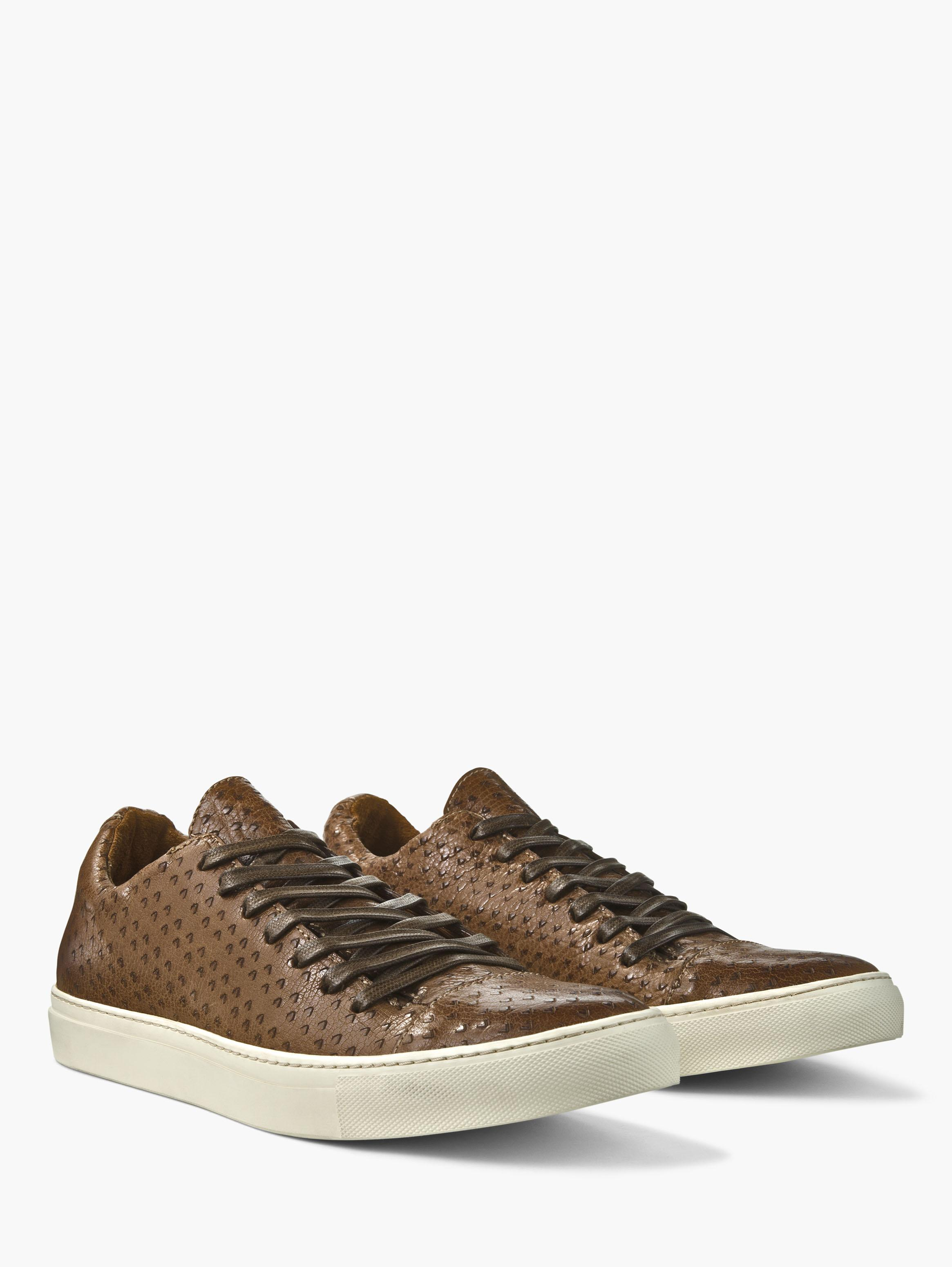 Stamped Reed Low Top Sneaker