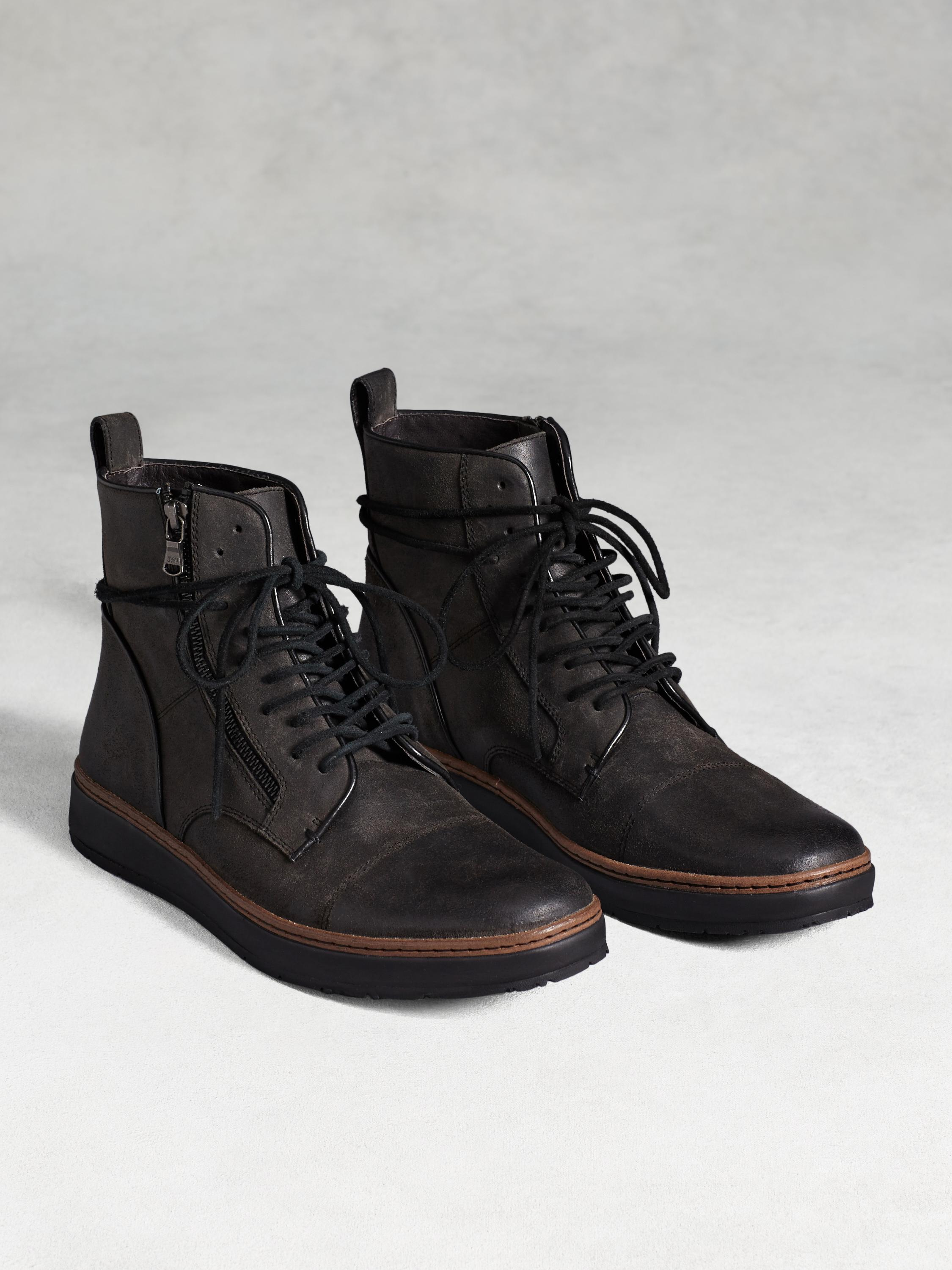 Barrett Creeper High Top Sneaker