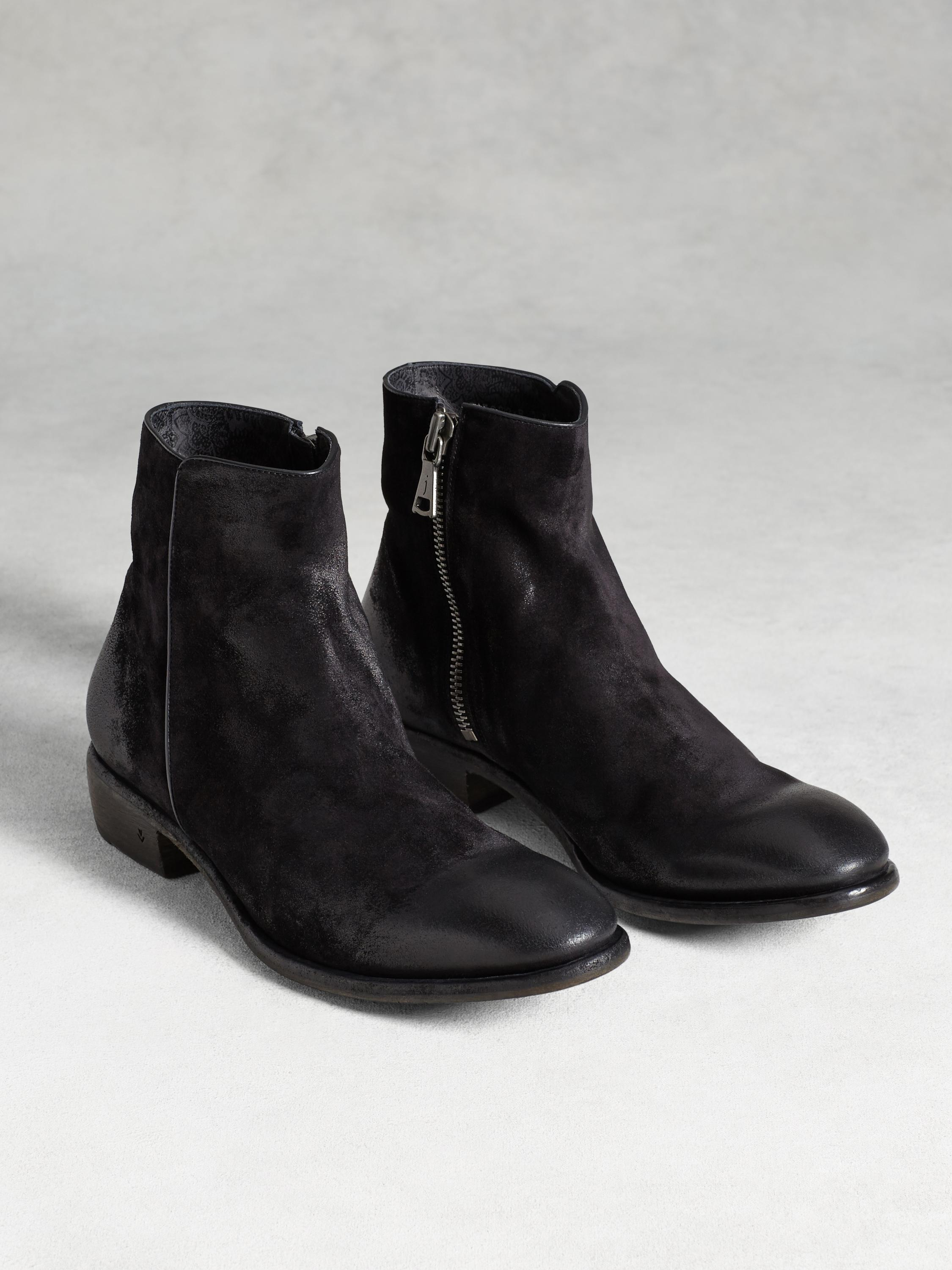 Keith Zip Boot