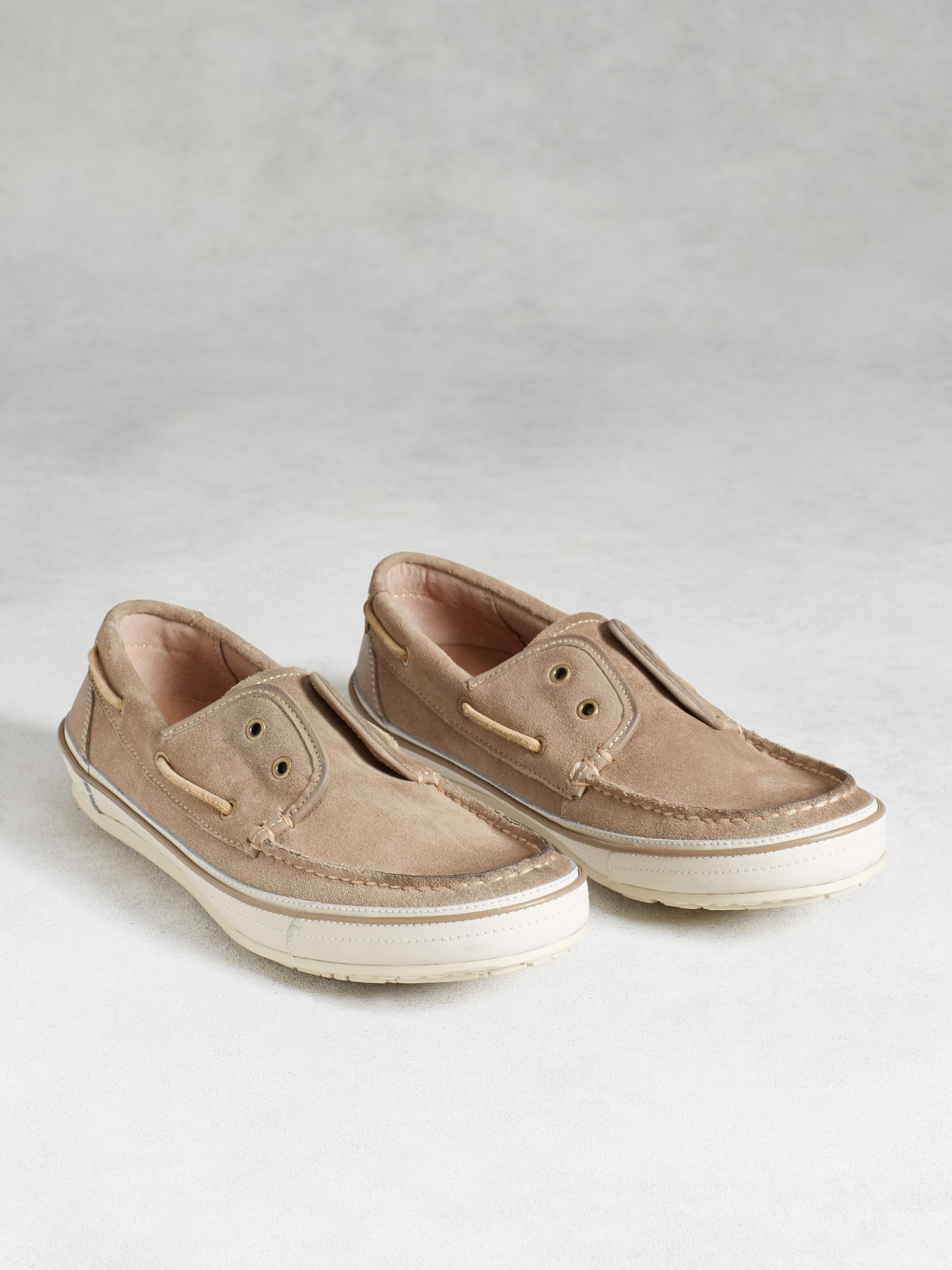 Redding Boat Shoe