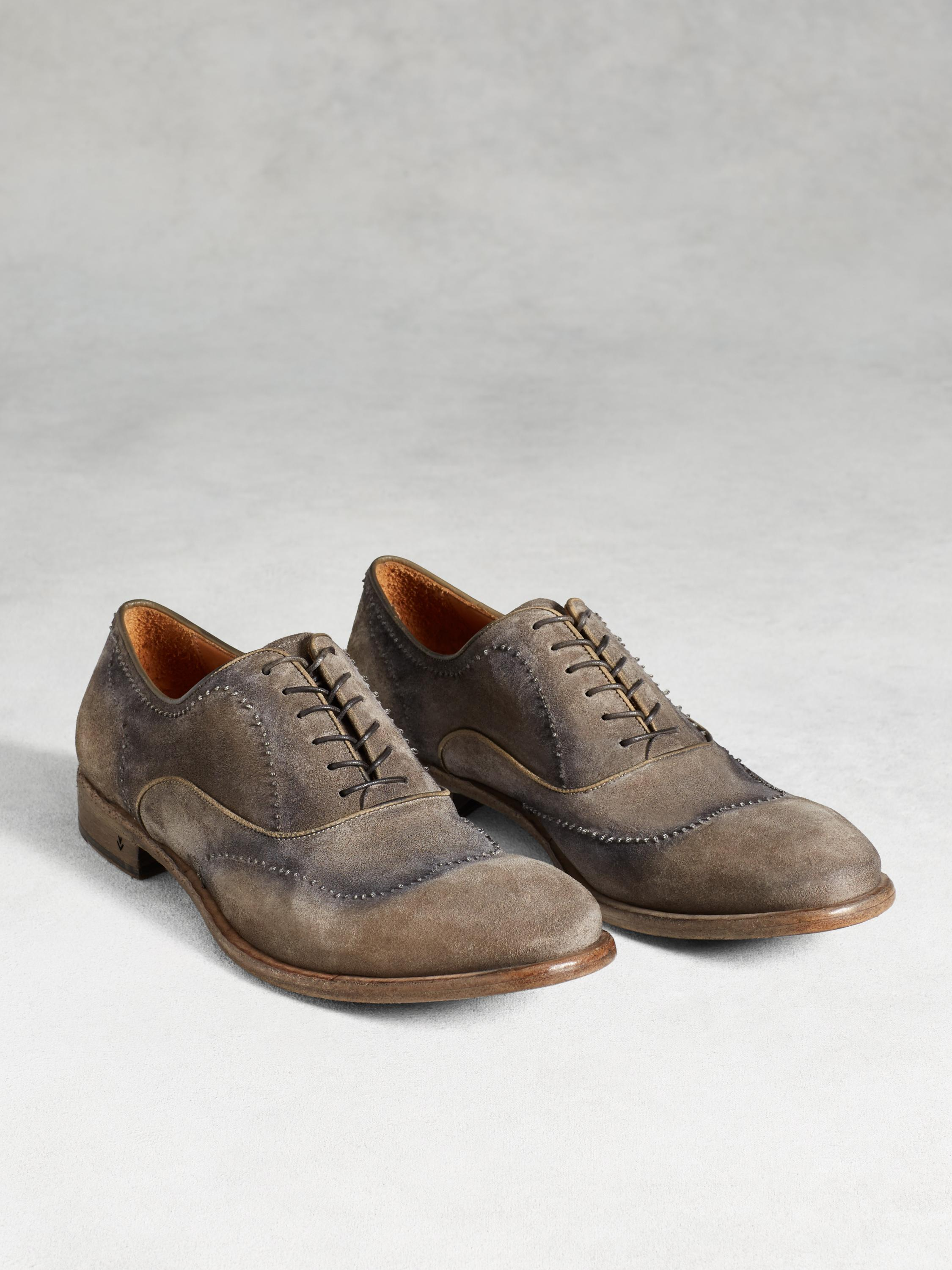 Fleetwood Cut Stitch Wingtip