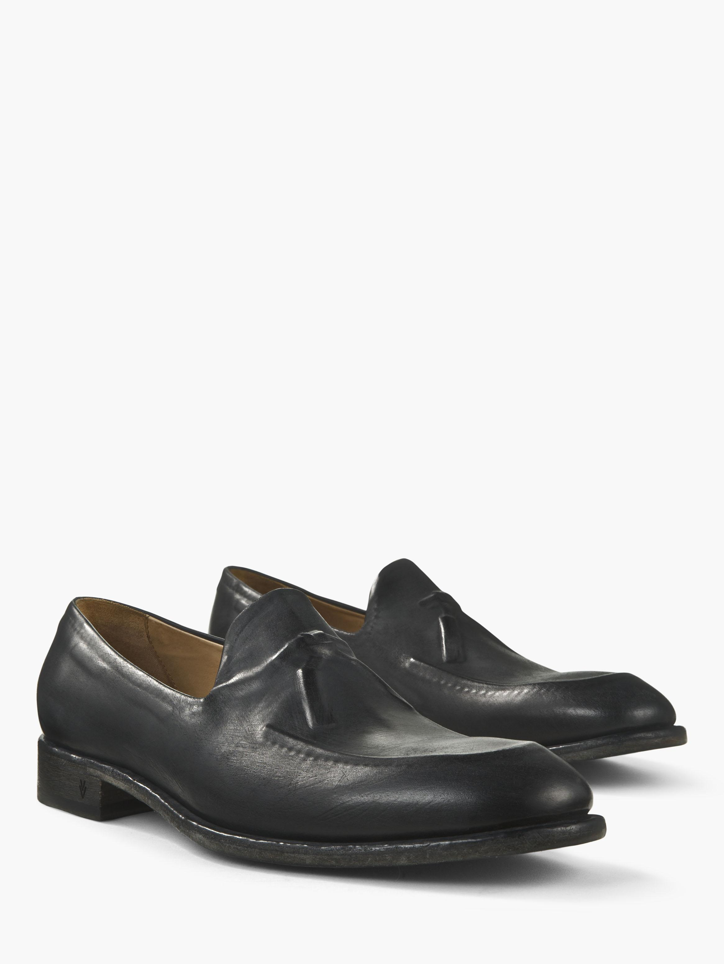 Fleetwood Ghosted Tassel Loafer