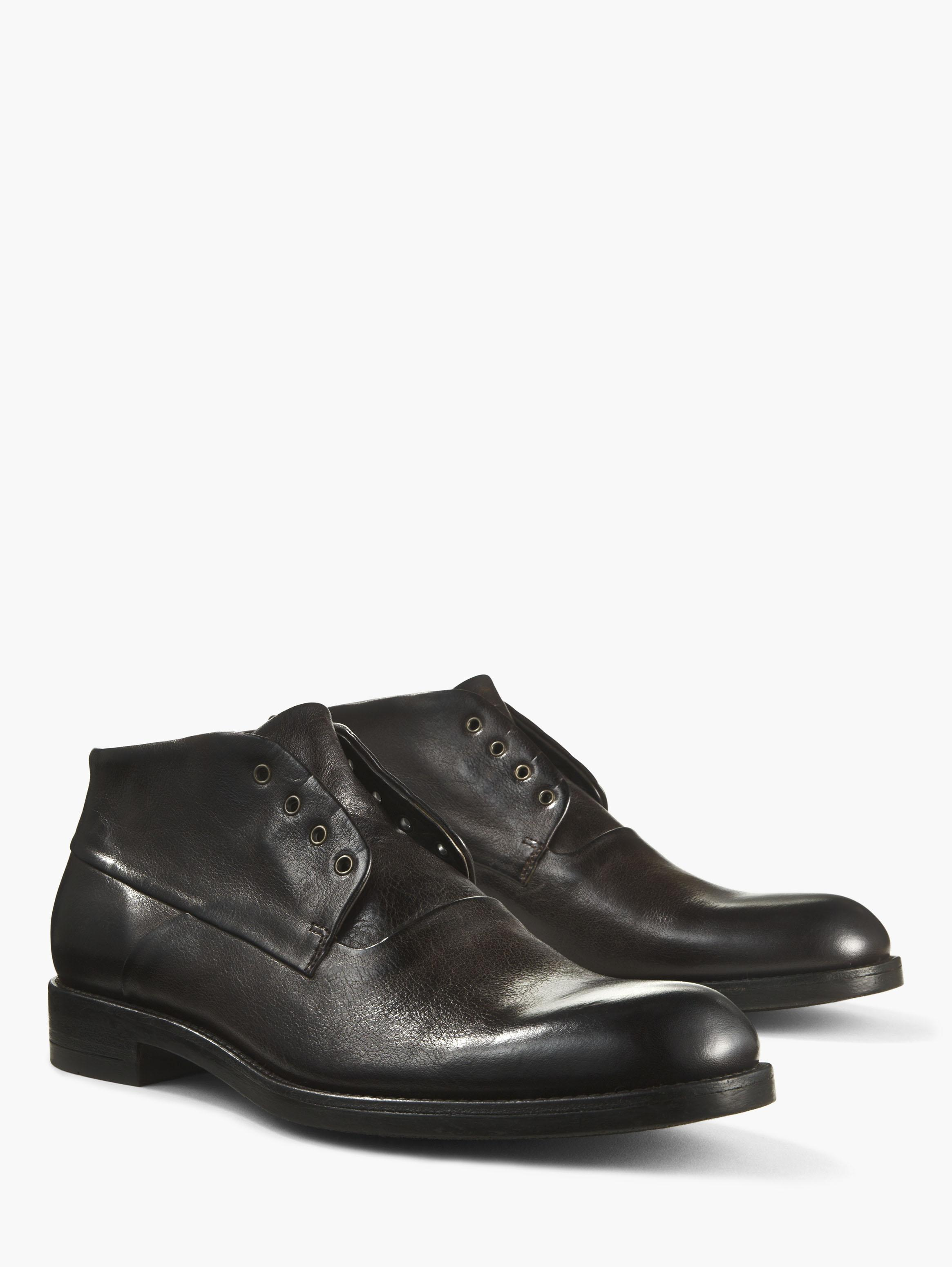 Jacob Leather Chukka