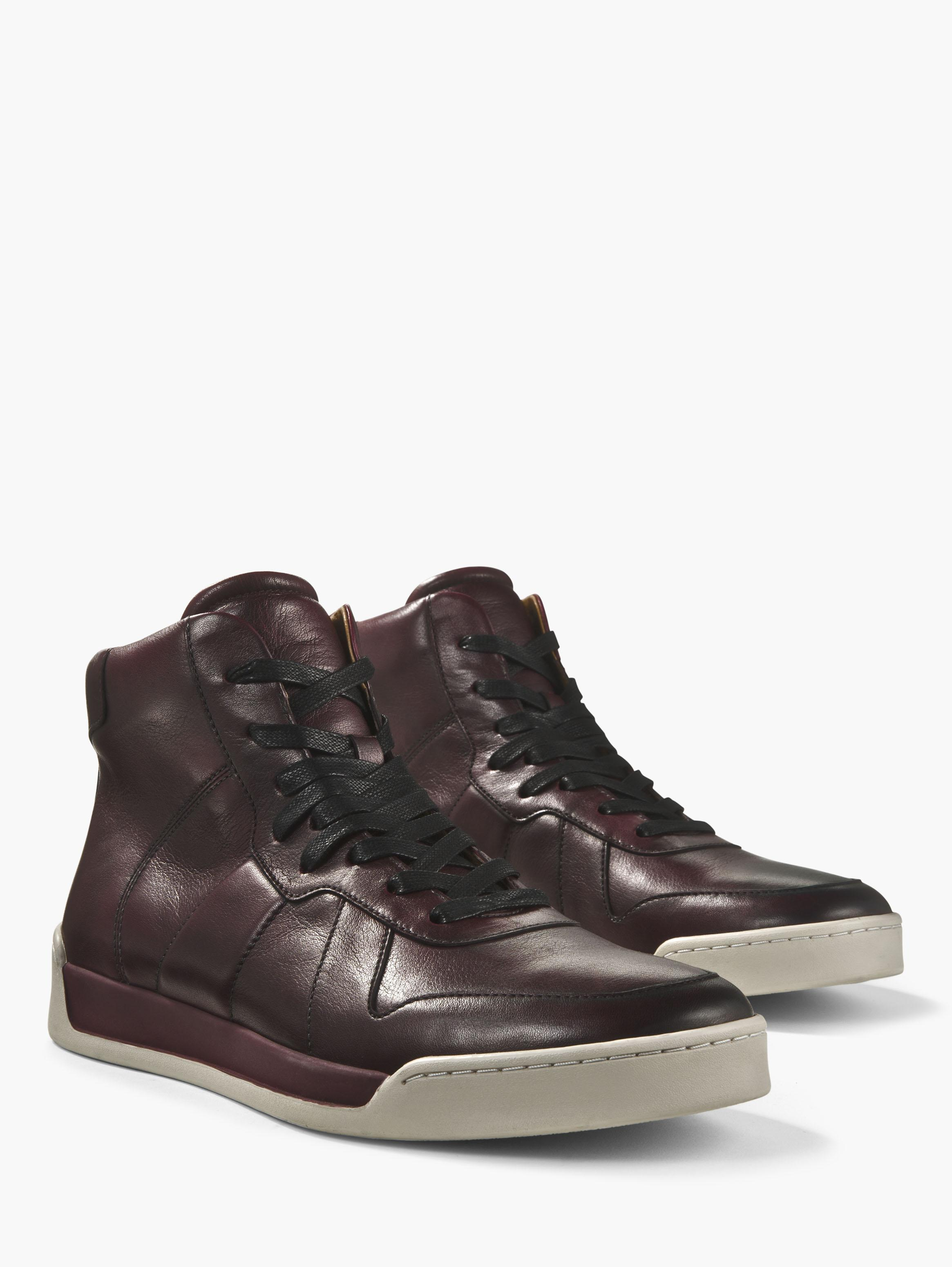 REMY COURT MID TOP SNEAKER