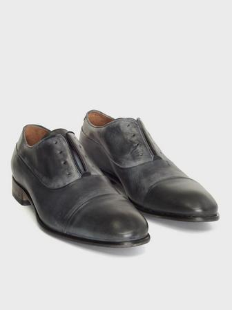 ELDRIDGE LACELESS OXFORD