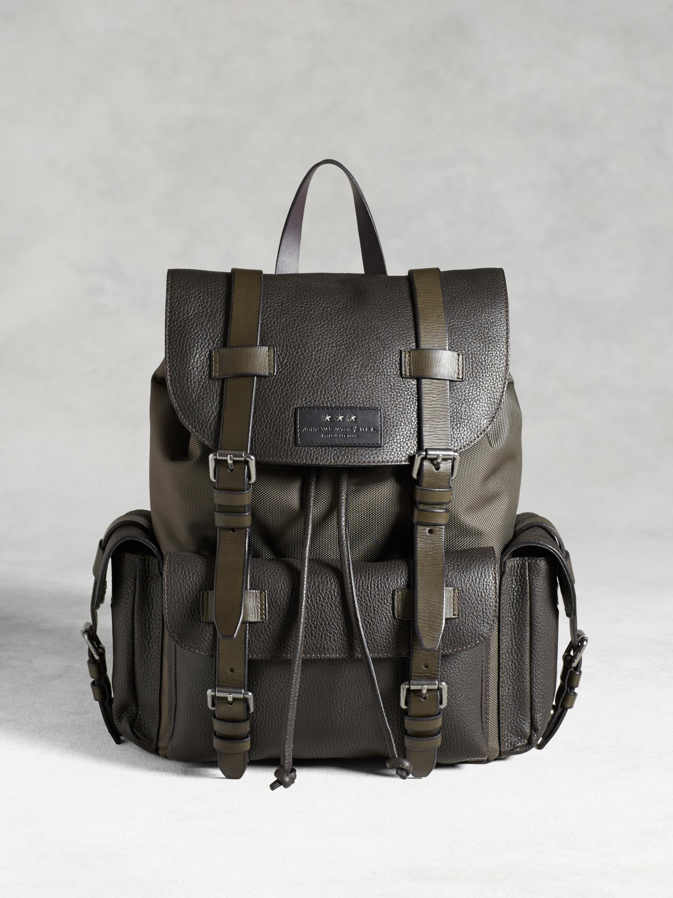 Fulton Triple Pocket Backpack