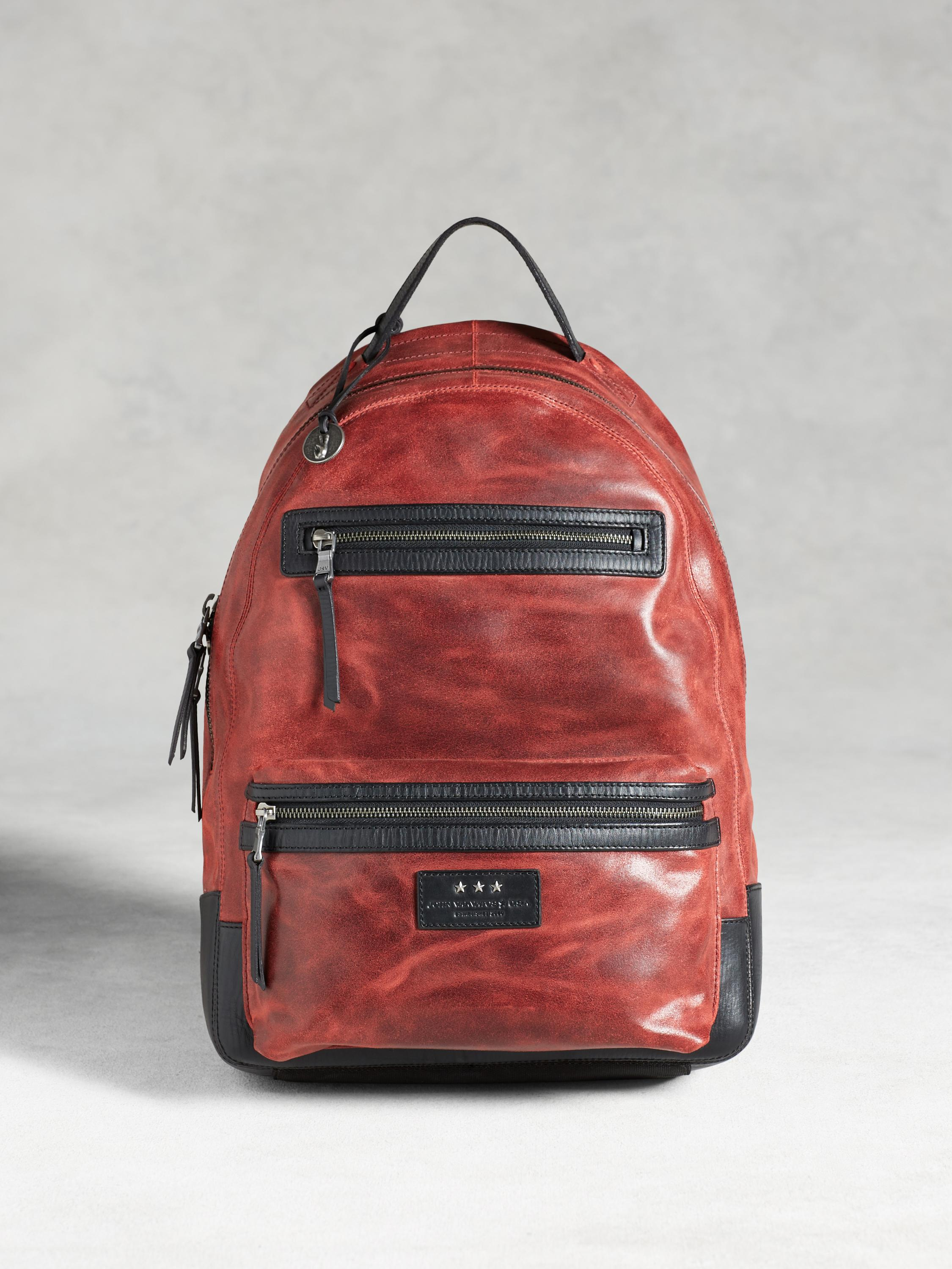 Brooklyn Zip Backpack