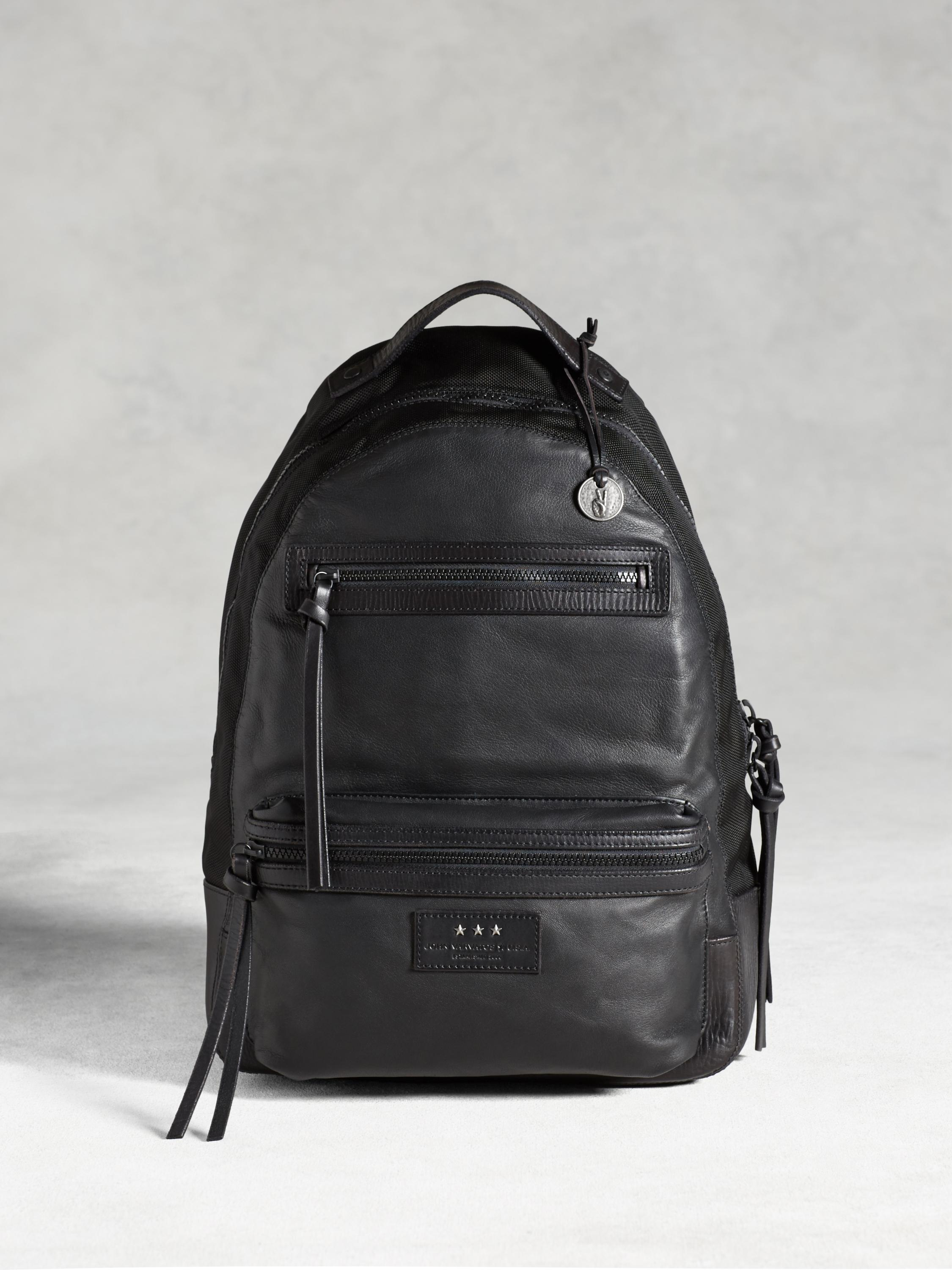 Detroit Zip Backpack